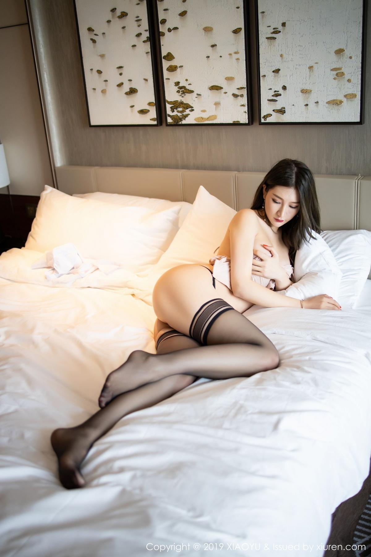 [XiaoYu] Vol.195 Xuan Zi 94P, Tall, Underwear, XiaoYu, Xuan Zi