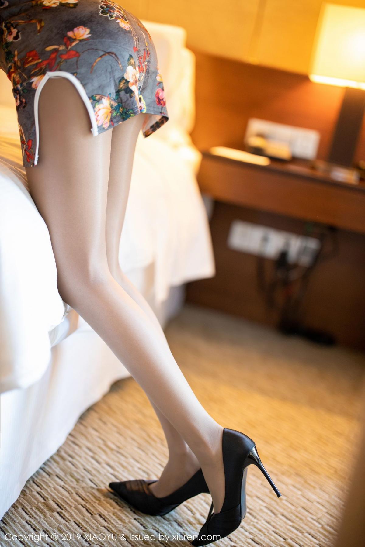 [XiaoYu] Vol.196 Chen Liang Ling 36P, Chen Liang Ling, Cheongsam, Temperament, Underwear, XiaoYu