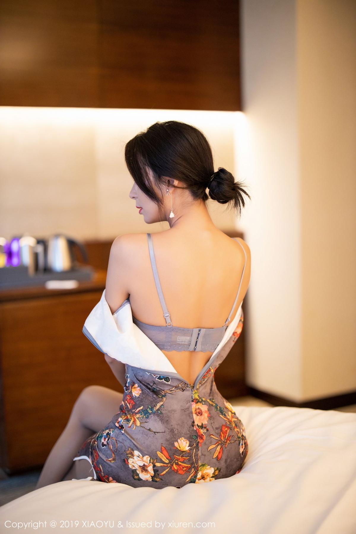 [XiaoYu] Vol.196 Chen Liang Ling 39P, Chen Liang Ling, Cheongsam, Temperament, Underwear, XiaoYu