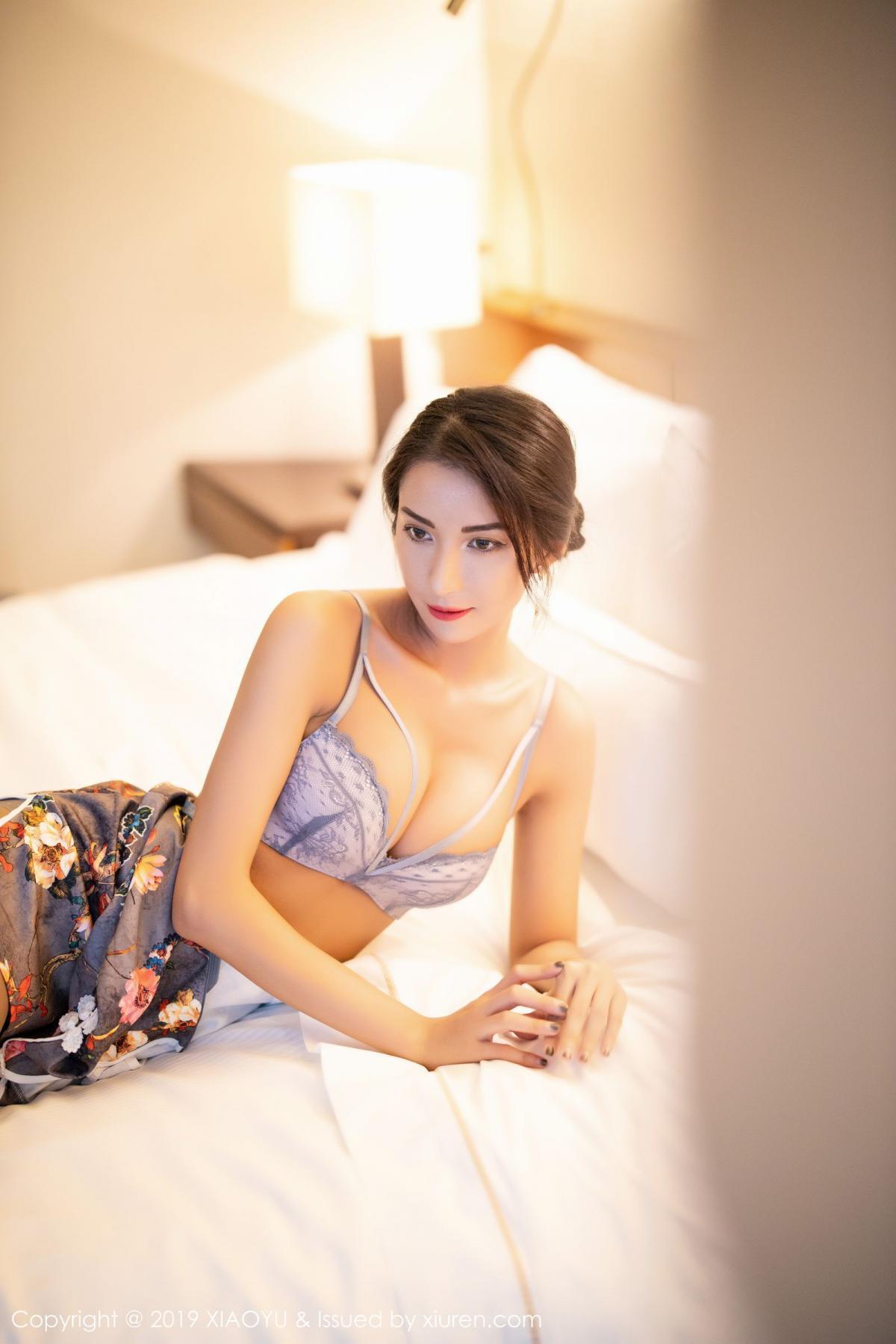 [XiaoYu] Vol.196 Chen Liang Ling 56P, Chen Liang Ling, Cheongsam, Temperament, Underwear, XiaoYu