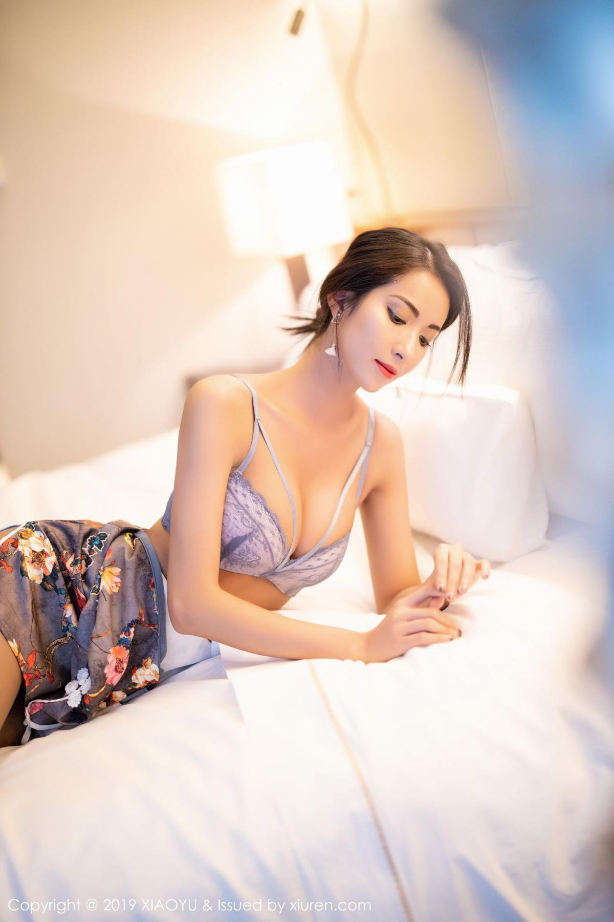 [XiaoYu] Vol.196 Chen Liang Ling 57P, Chen Liang Ling, Cheongsam, Temperament, Underwear, XiaoYu