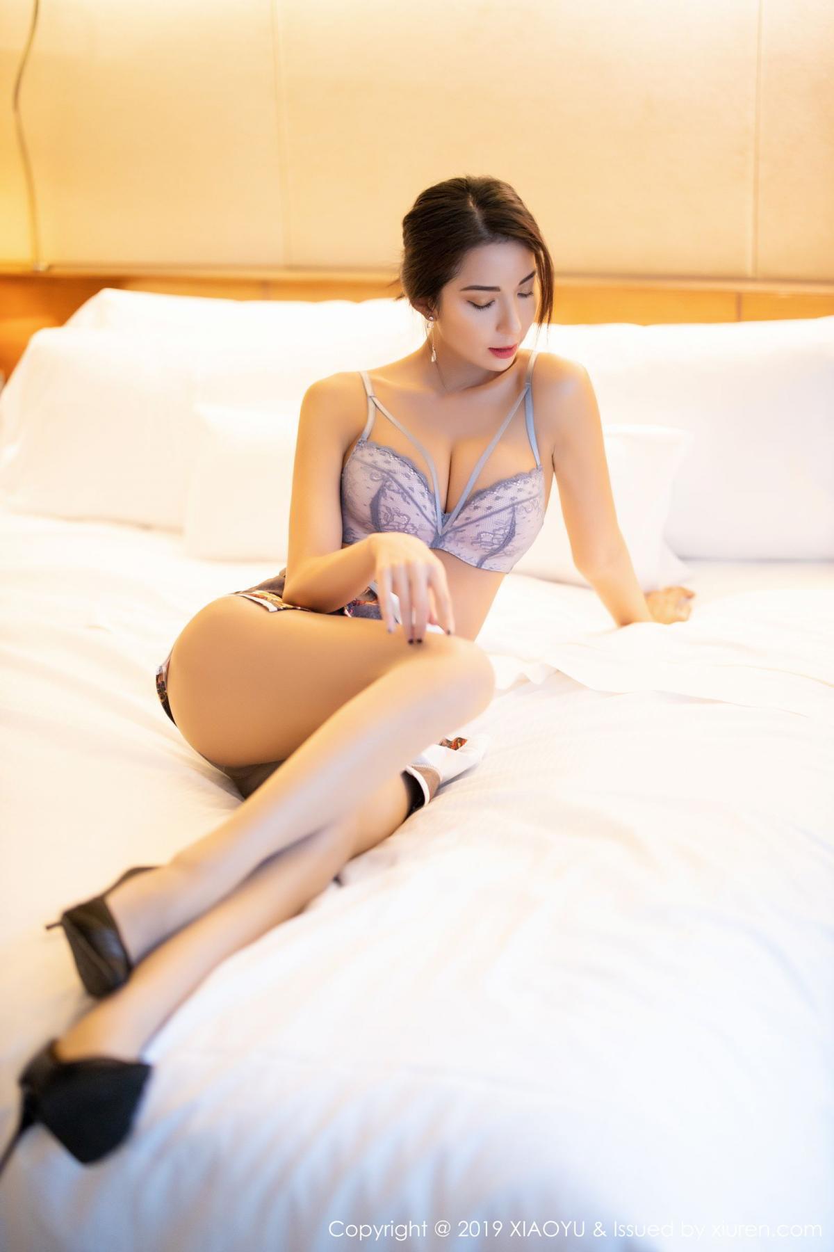 [XiaoYu] Vol.196 Chen Liang Ling 59P, Chen Liang Ling, Cheongsam, Temperament, Underwear, XiaoYu