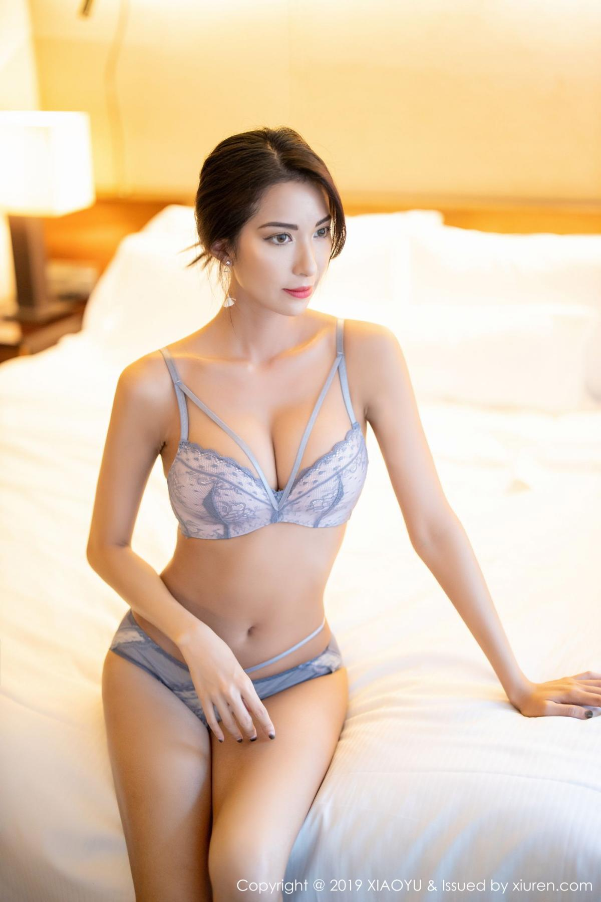 [XiaoYu] Vol.196 Chen Liang Ling 66P, Chen Liang Ling, Cheongsam, Temperament, Underwear, XiaoYu