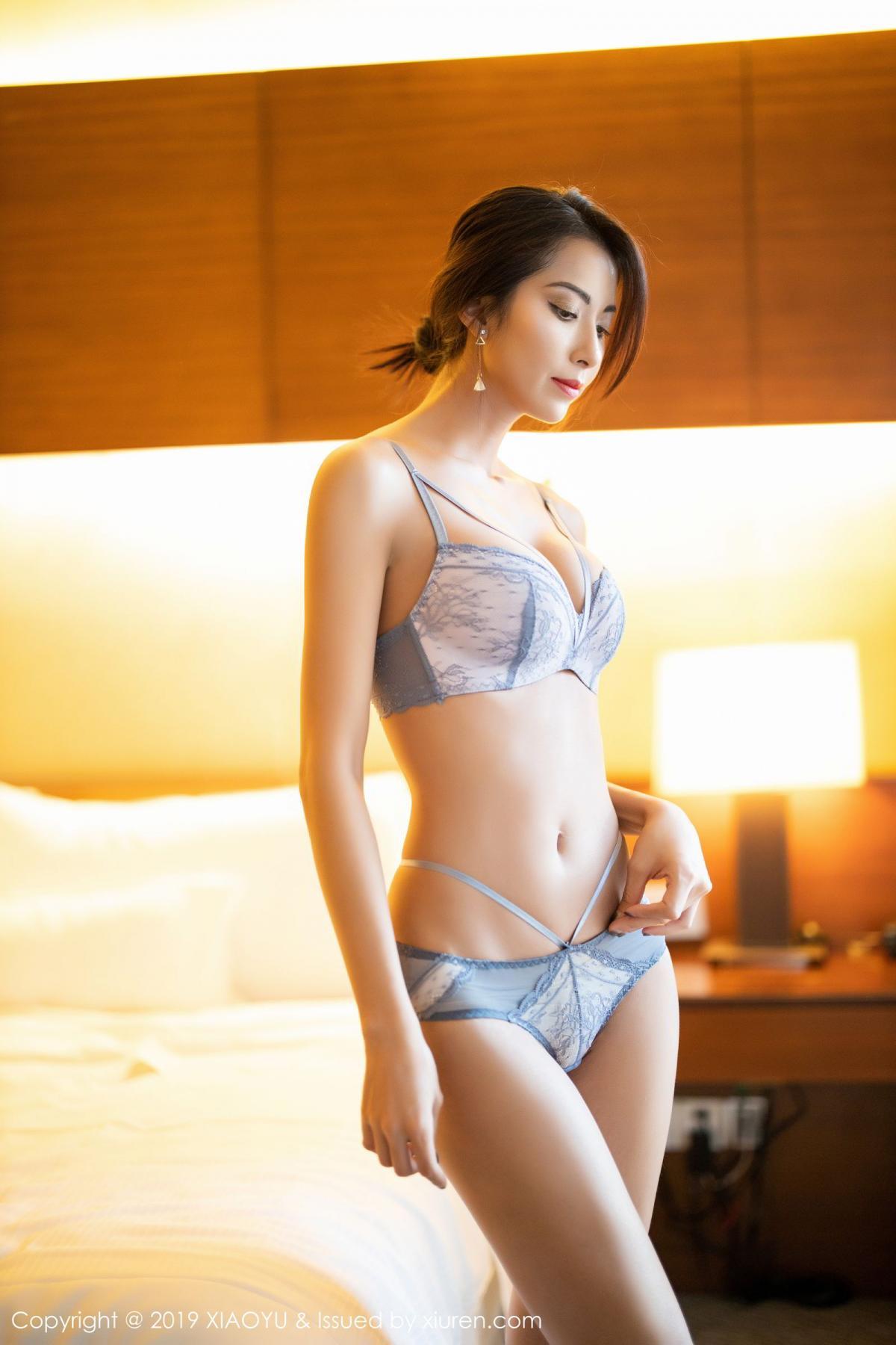[XiaoYu] Vol.196 Chen Liang Ling 68P, Chen Liang Ling, Cheongsam, Temperament, Underwear, XiaoYu