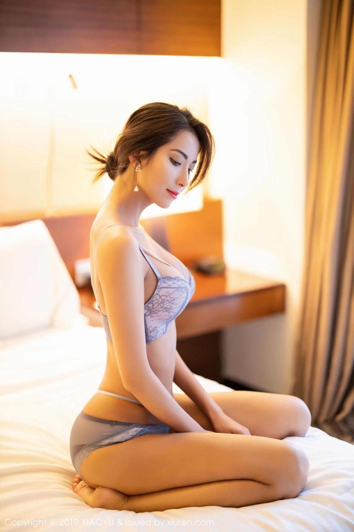 [XiaoYu] Vol.196 Chen Liang Ling 73P, Chen Liang Ling, Cheongsam, Temperament, Underwear, XiaoYu