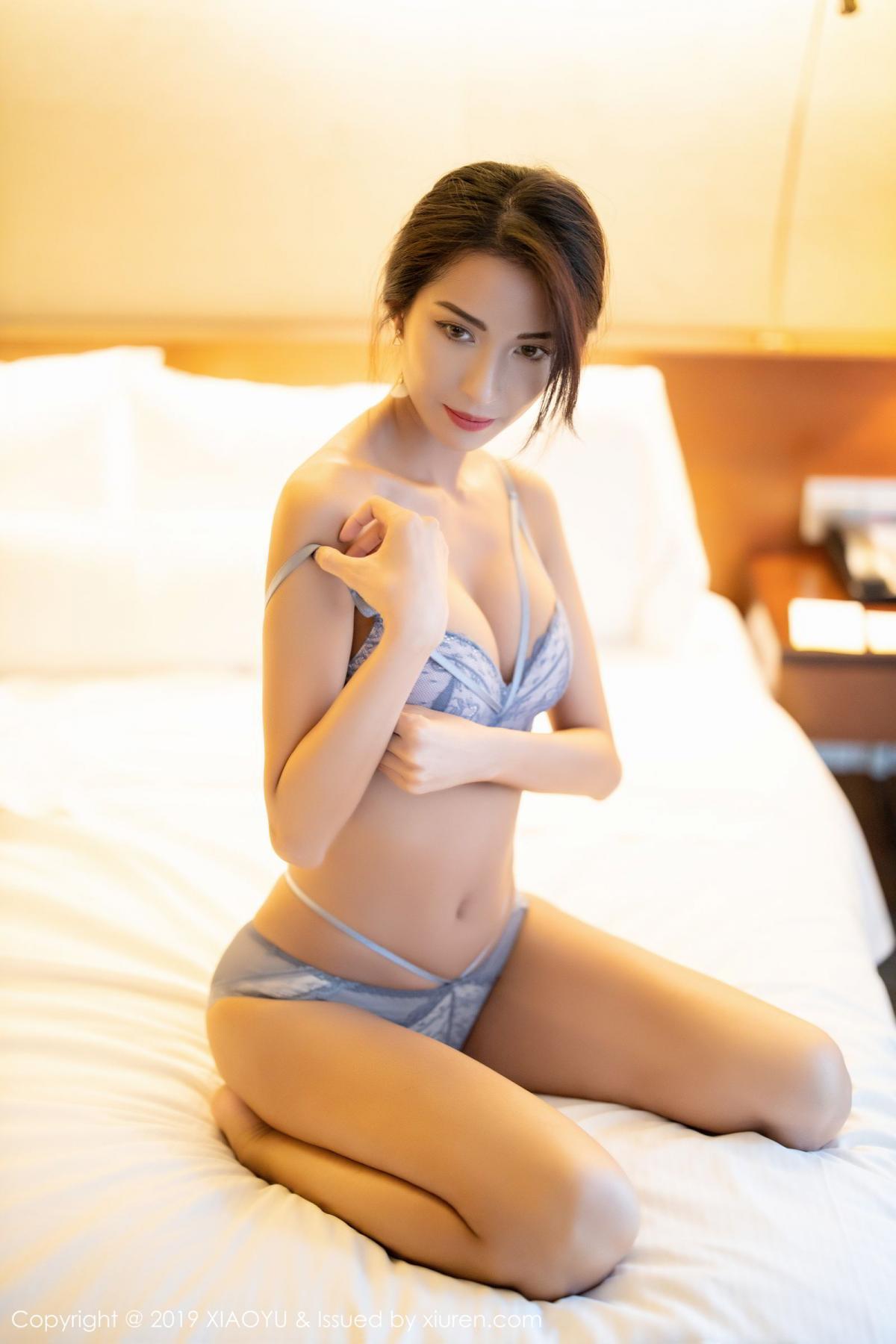 [XiaoYu] Vol.196 Chen Liang Ling 74P, Chen Liang Ling, Cheongsam, Temperament, Underwear, XiaoYu