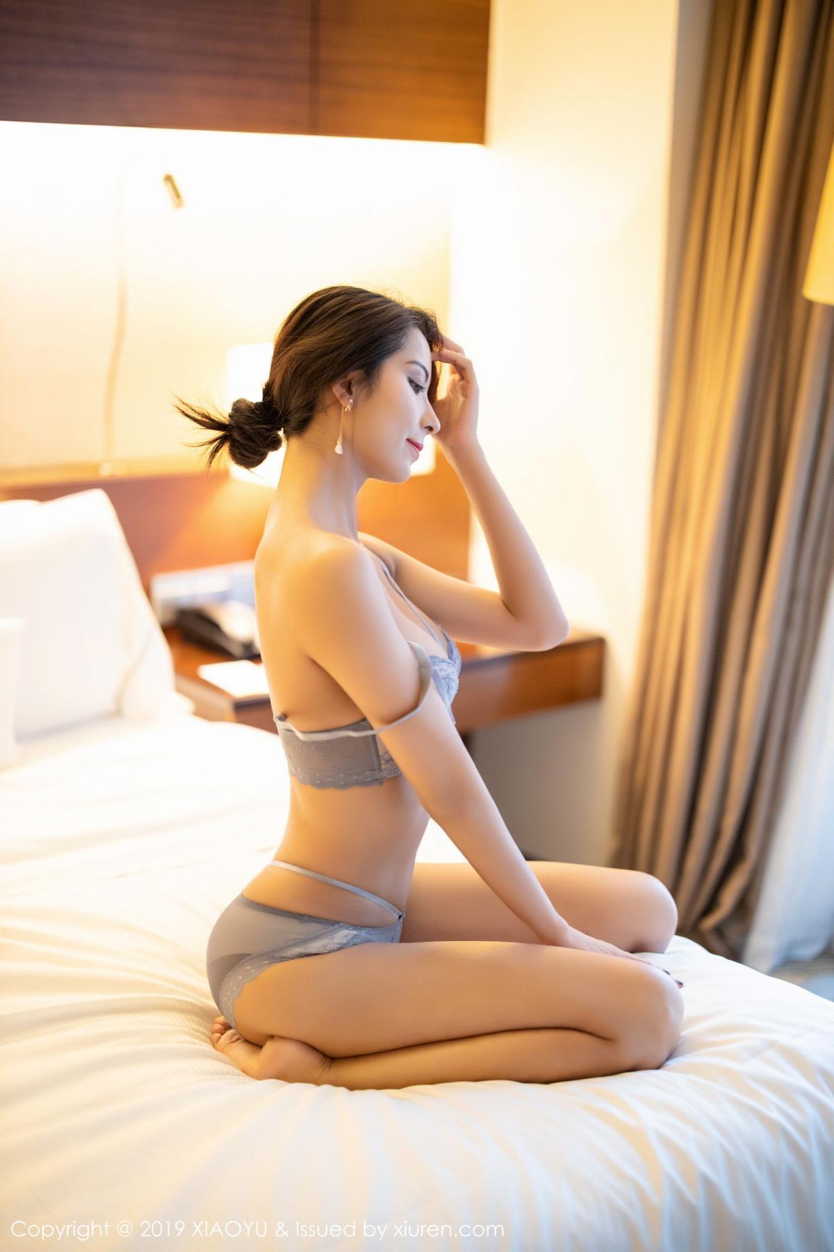 [XiaoYu] Vol.196 Chen Liang Ling 76P, Chen Liang Ling, Cheongsam, Temperament, Underwear, XiaoYu