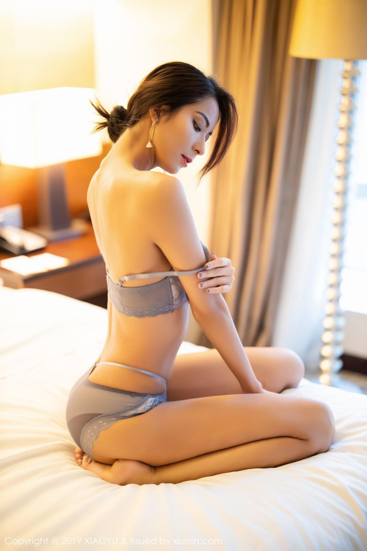 [XiaoYu] Vol.196 Chen Liang Ling 77P, Chen Liang Ling, Cheongsam, Temperament, Underwear, XiaoYu