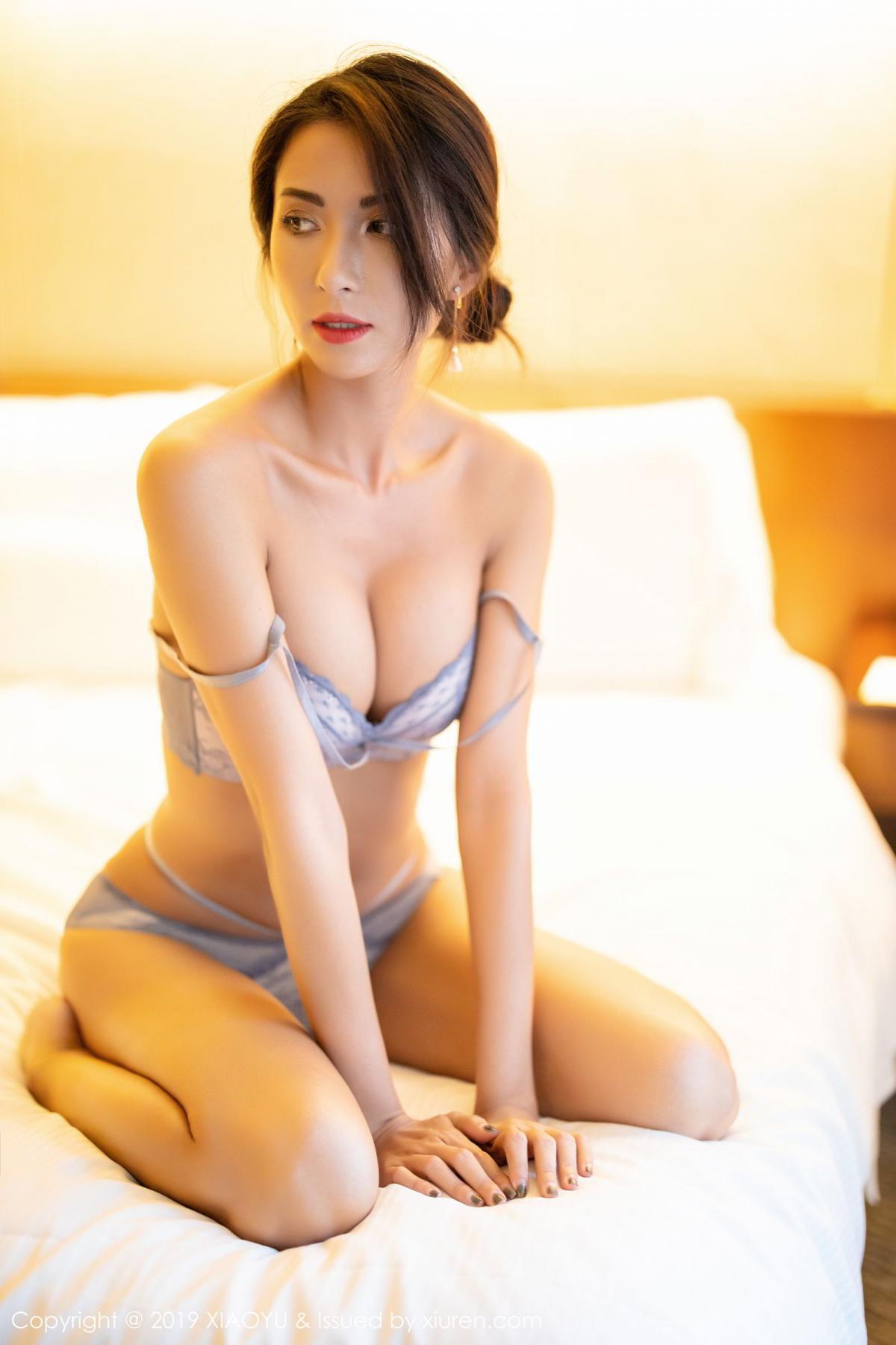 [XiaoYu] Vol.196 Chen Liang Ling 81P, Chen Liang Ling, Cheongsam, Temperament, Underwear, XiaoYu