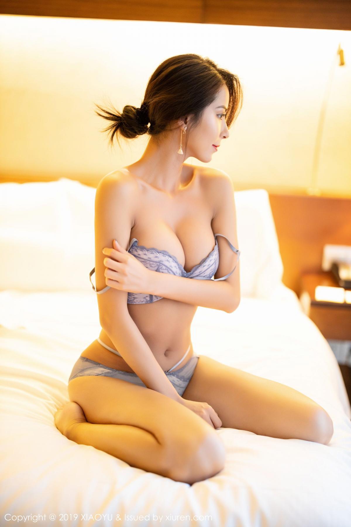 [XiaoYu] Vol.196 Chen Liang Ling 82P, Chen Liang Ling, Cheongsam, Temperament, Underwear, XiaoYu