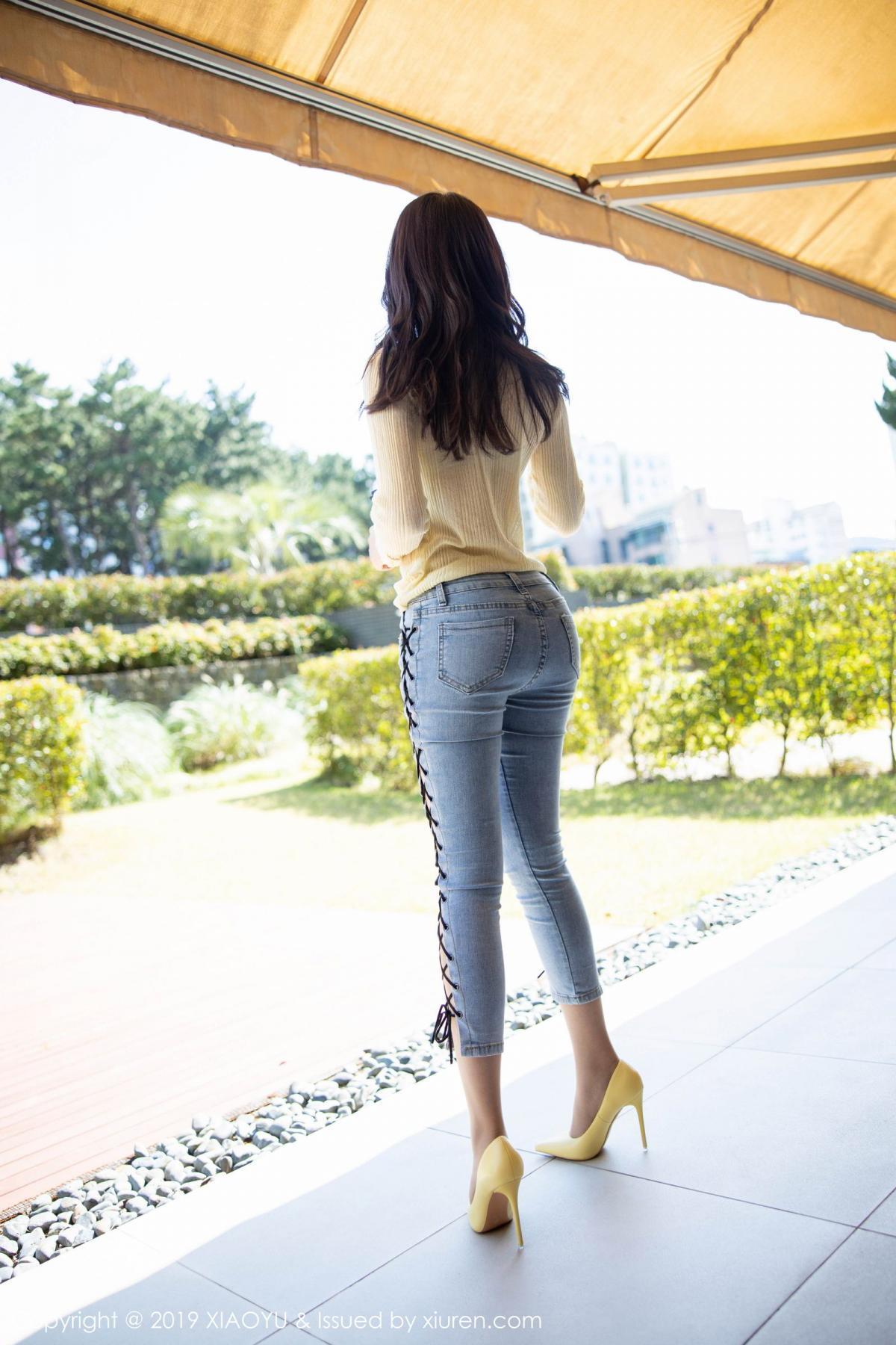 [XiaoYu] Vol.197 Chen Zhi 12P, Chen Zhi, Tall, XiaoYu