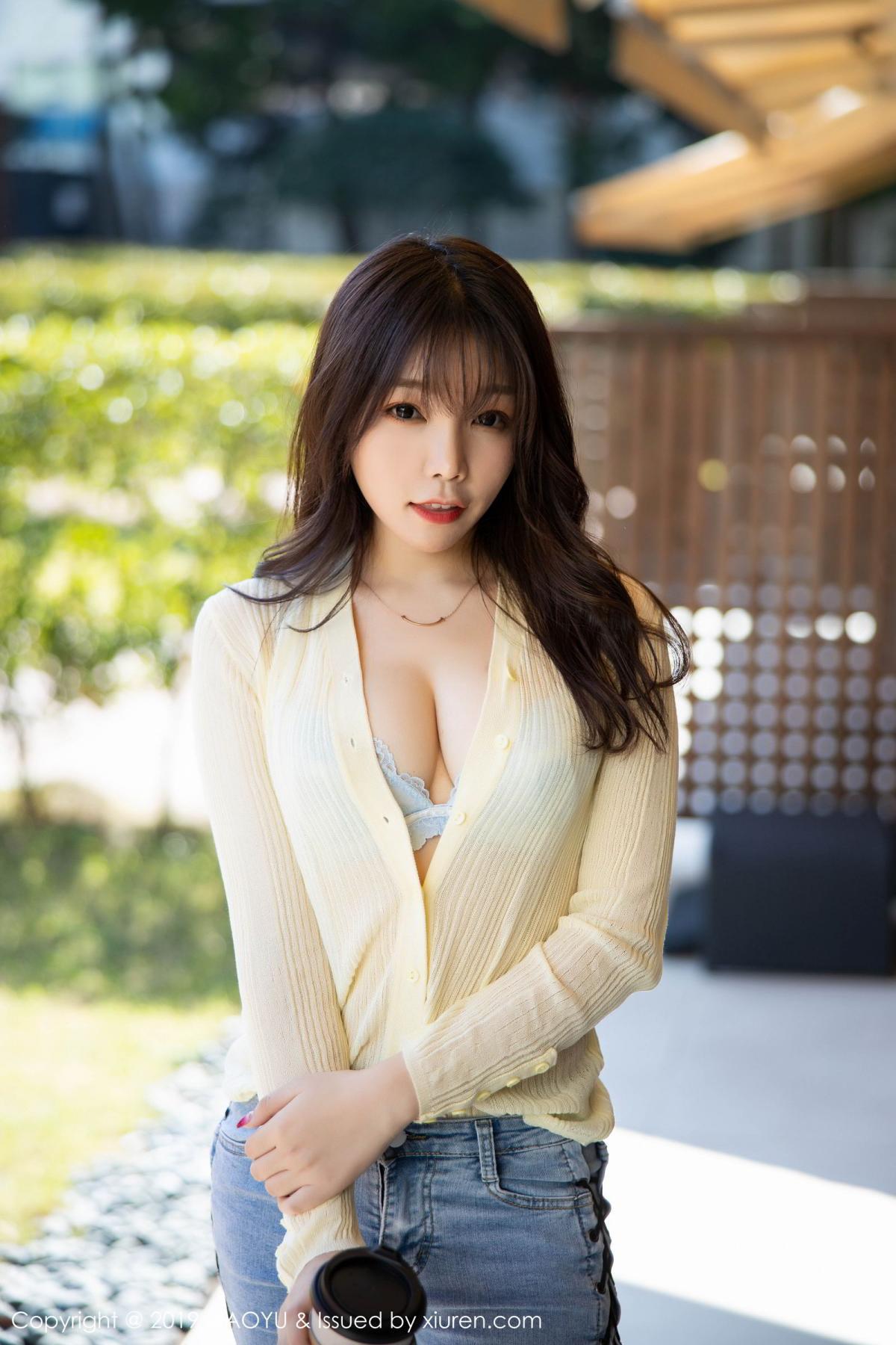 [XiaoYu] Vol.197 Chen Zhi 14P, Chen Zhi, Tall, XiaoYu