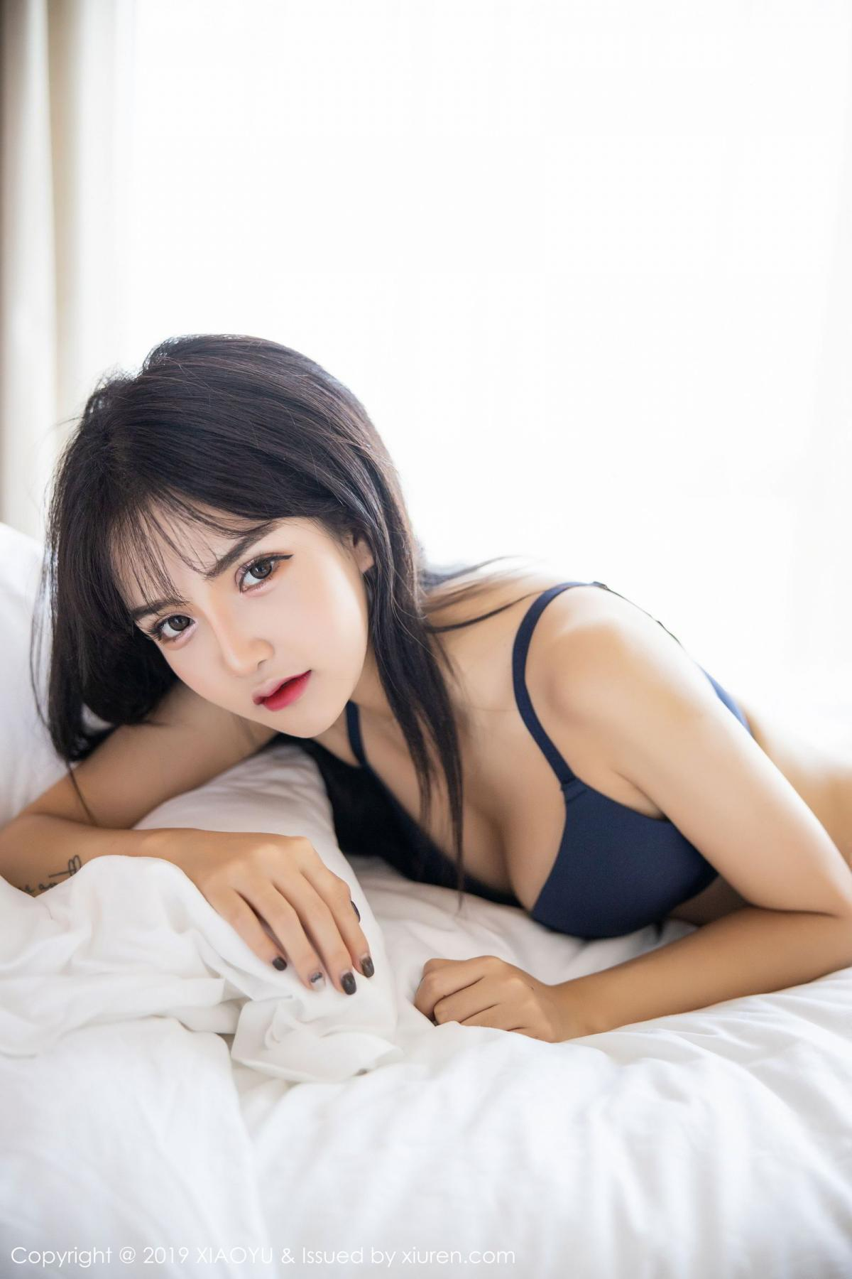 [XiaoYu] Vol.200 Miko Jiang 100P, Miko Jiang, Slim, Tall, Underwear, XiaoYu