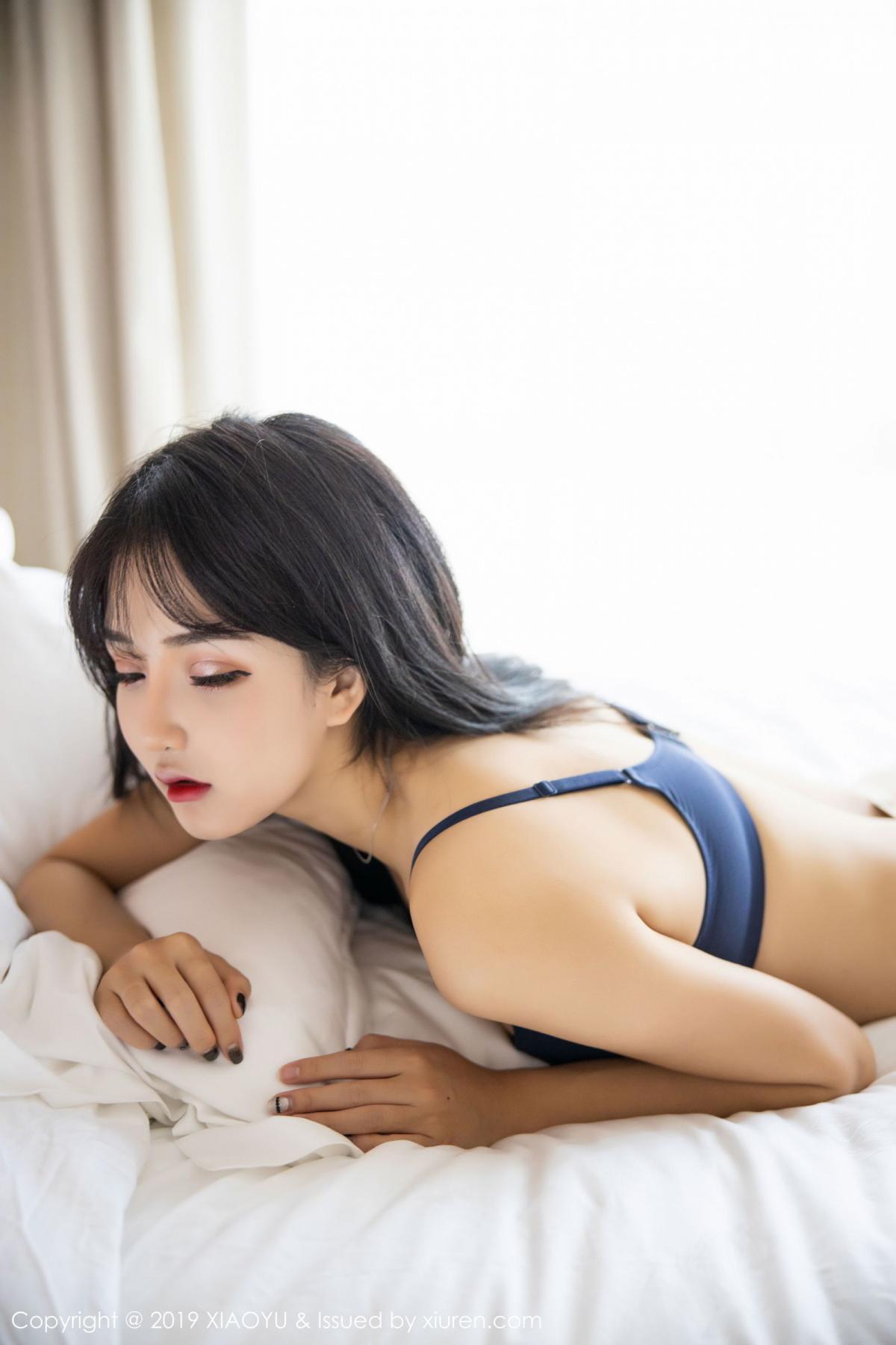 [XiaoYu] Vol.200 Miko Jiang 102P, Miko Jiang, Slim, Tall, Underwear, XiaoYu