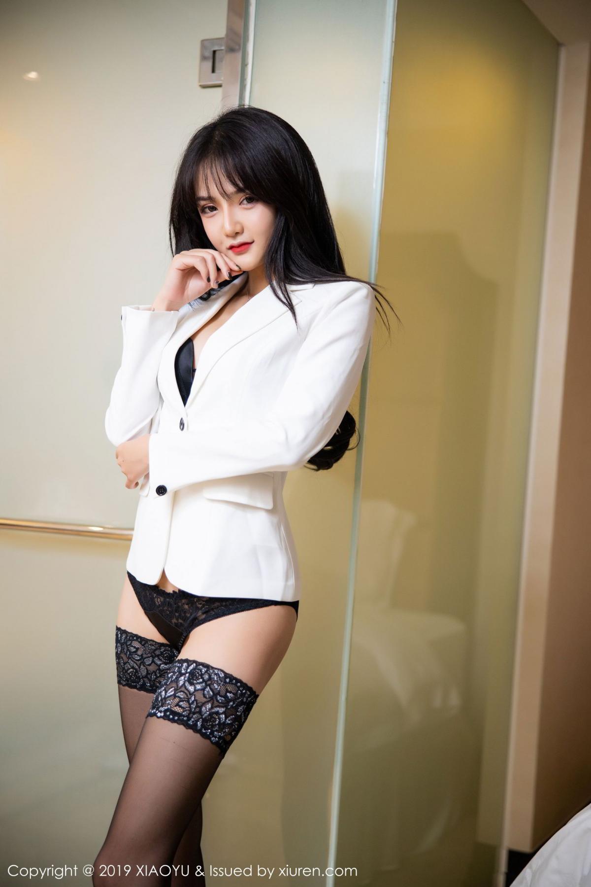 [XiaoYu] Vol.200 Miko Jiang 13P, Miko Jiang, Slim, Tall, Underwear, XiaoYu