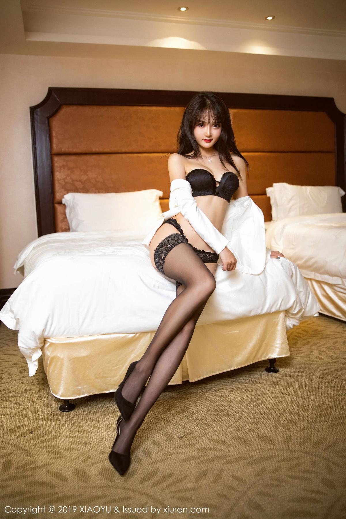 [XiaoYu] Vol.200 Miko Jiang 19P, Miko Jiang, Slim, Tall, Underwear, XiaoYu