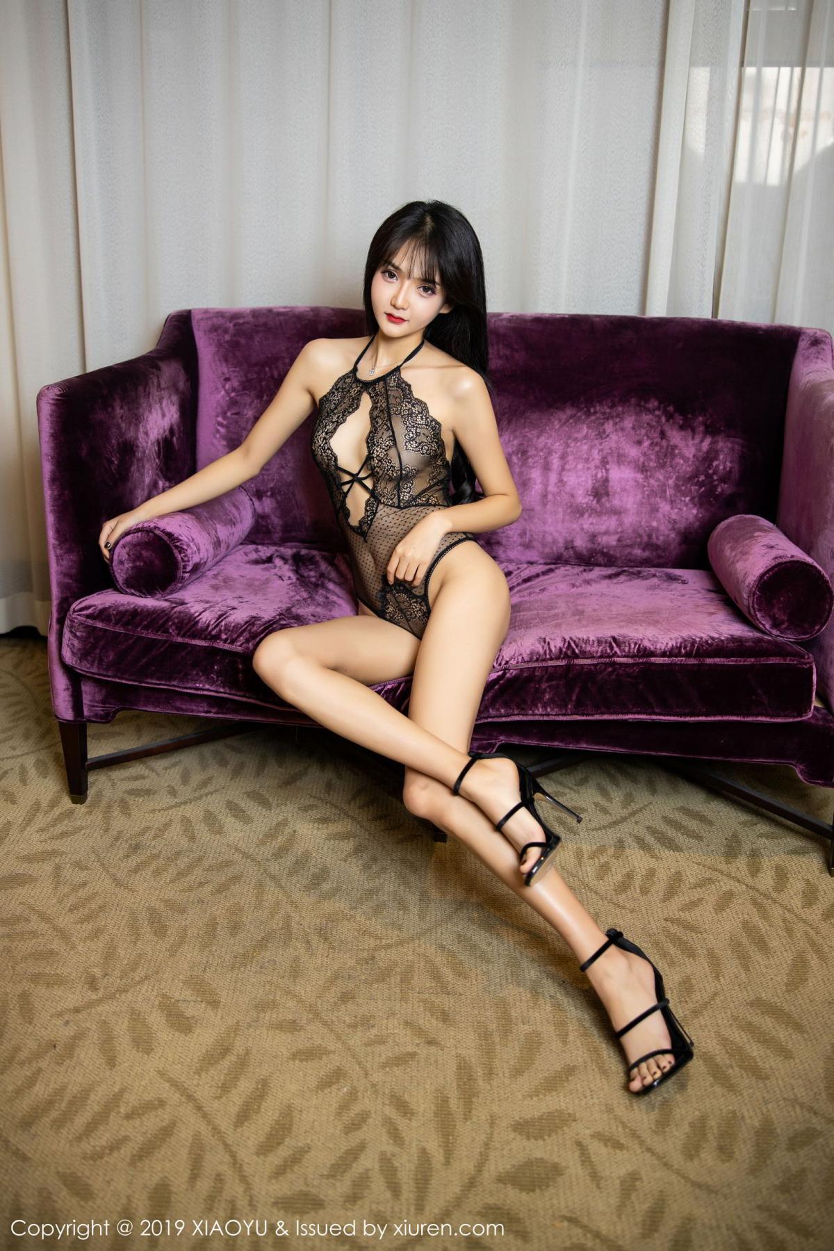 [XiaoYu] Vol.200 Miko Jiang 1P, Miko Jiang, Slim, Tall, Underwear, XiaoYu