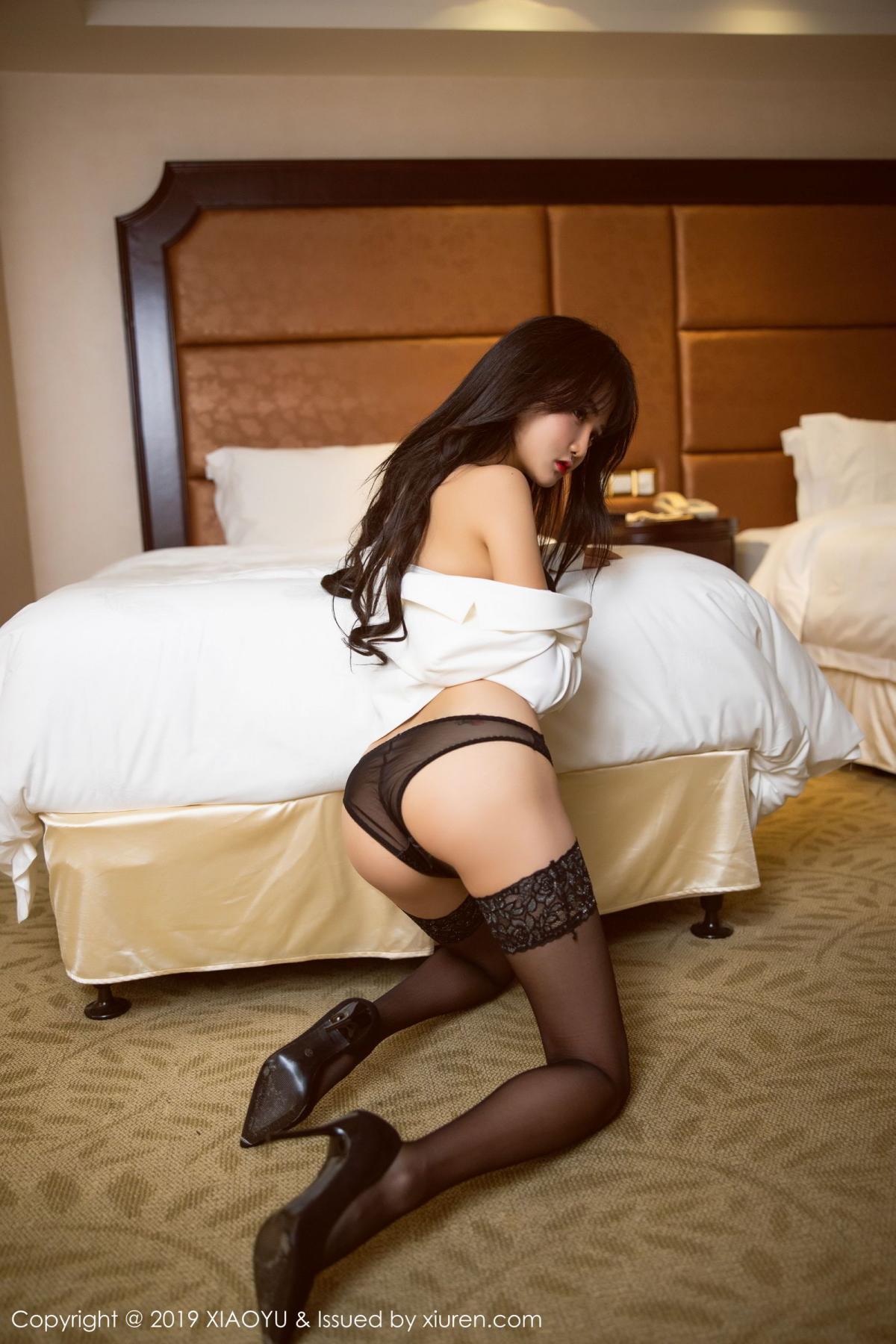 [XiaoYu] Vol.200 Miko Jiang 22P, Miko Jiang, Slim, Tall, Underwear, XiaoYu