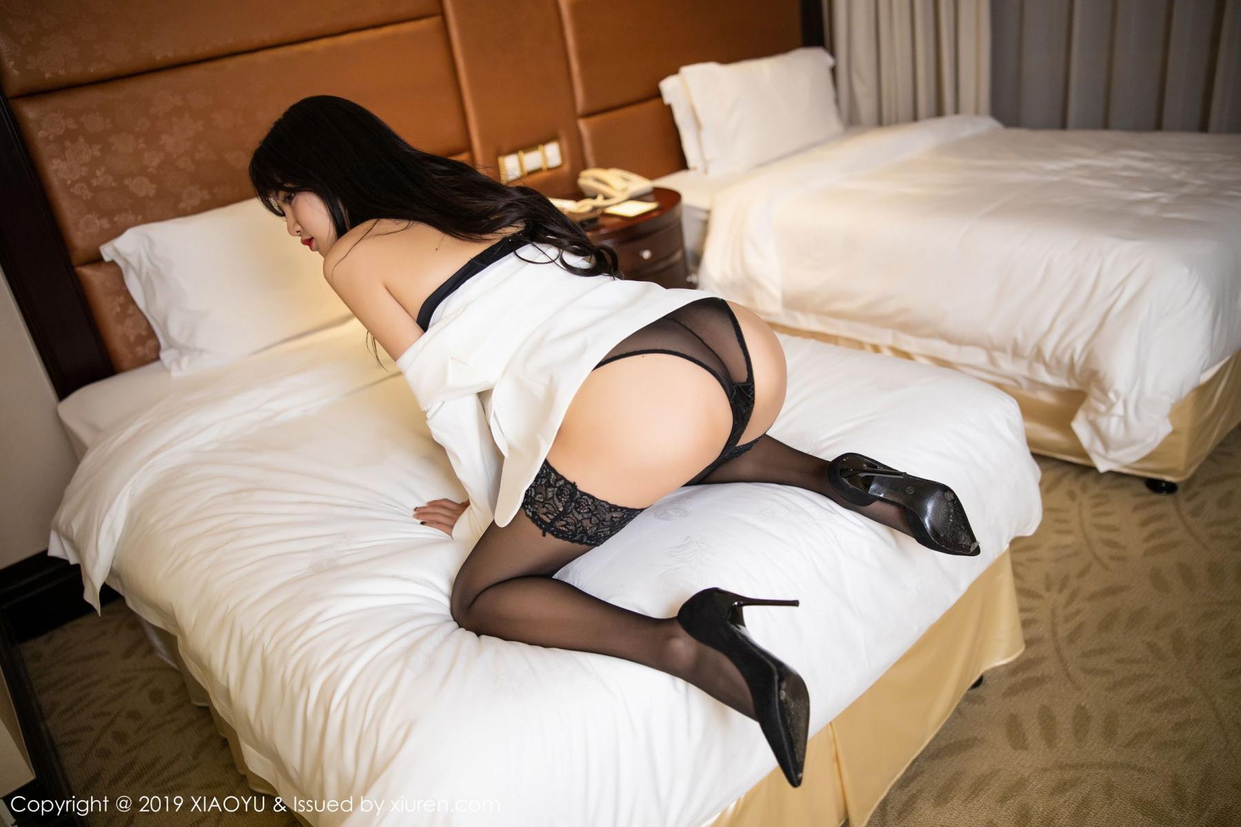 [XiaoYu] Vol.200 Miko Jiang 24P, Miko Jiang, Slim, Tall, Underwear, XiaoYu