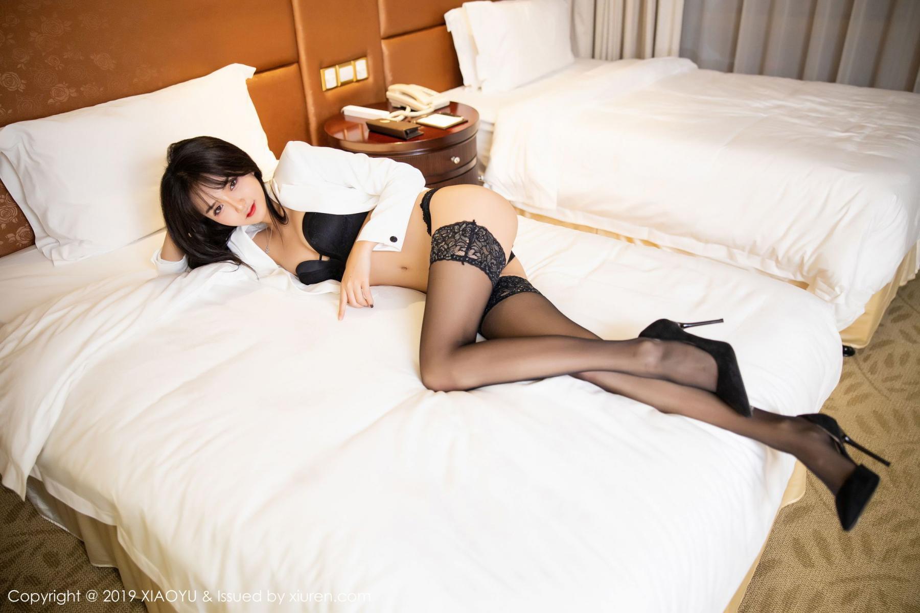 [XiaoYu] Vol.200 Miko Jiang 26P, Miko Jiang, Slim, Tall, Underwear, XiaoYu