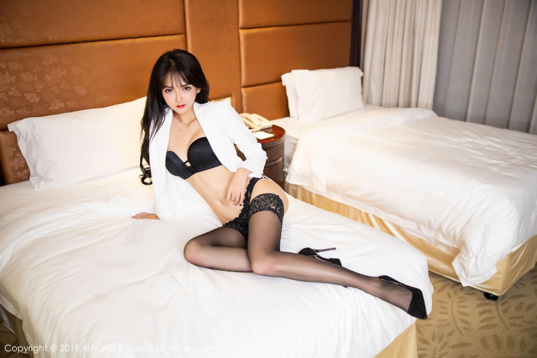 [XiaoYu] Vol.200 Miko Jiang 27P, Miko Jiang, Slim, Tall, Underwear, XiaoYu