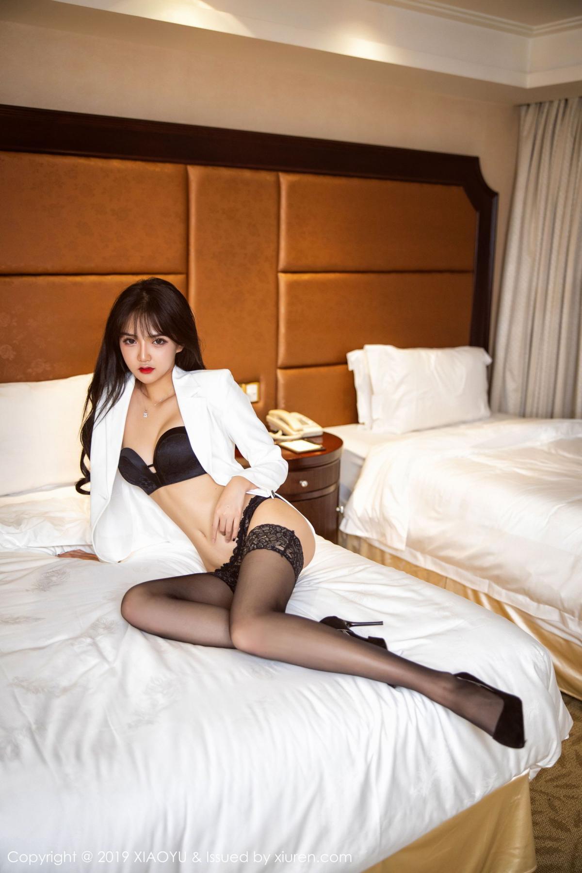 [XiaoYu] Vol.200 Miko Jiang 28P, Miko Jiang, Slim, Tall, Underwear, XiaoYu