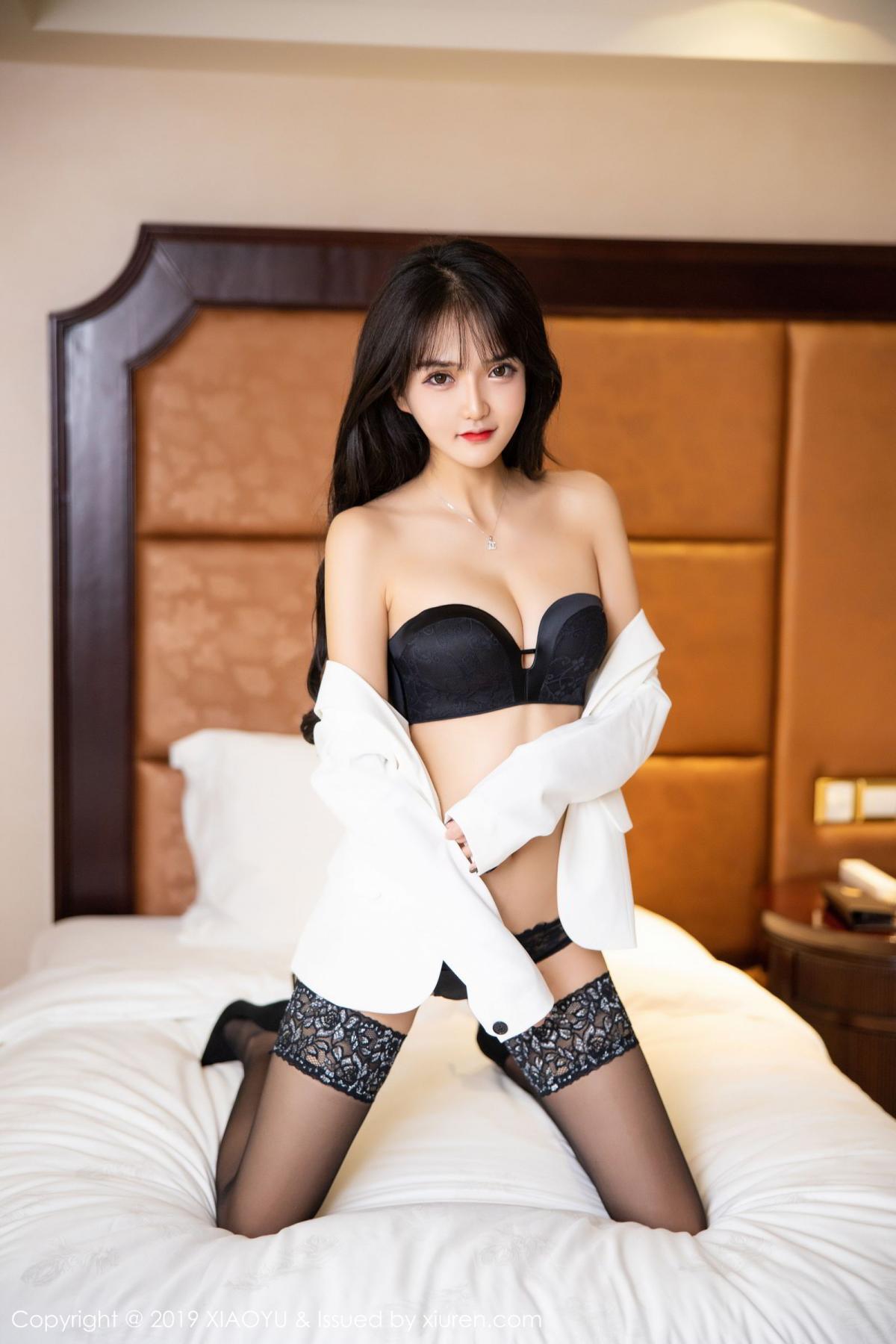 [XiaoYu] Vol.200 Miko Jiang 29P, Miko Jiang, Slim, Tall, Underwear, XiaoYu