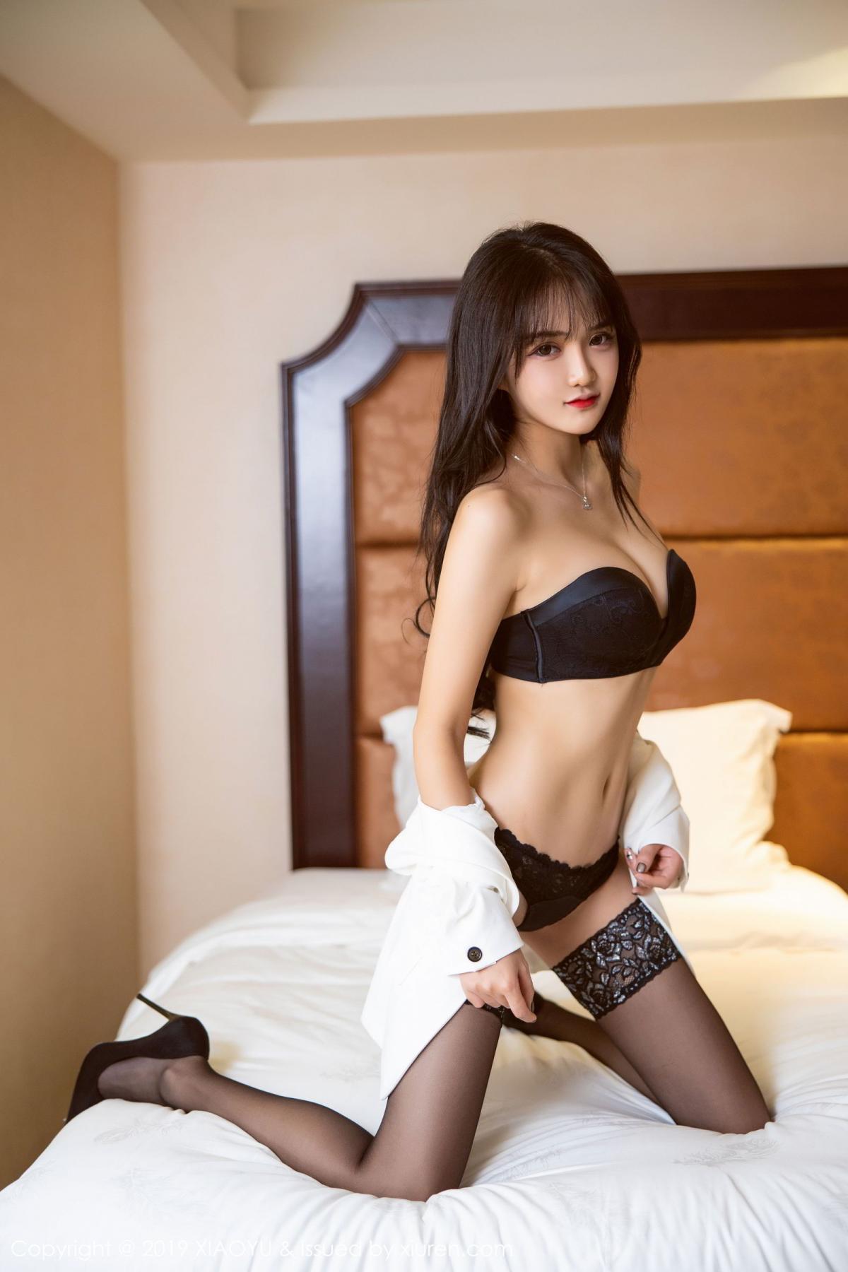[XiaoYu] Vol.200 Miko Jiang 31P, Miko Jiang, Slim, Tall, Underwear, XiaoYu
