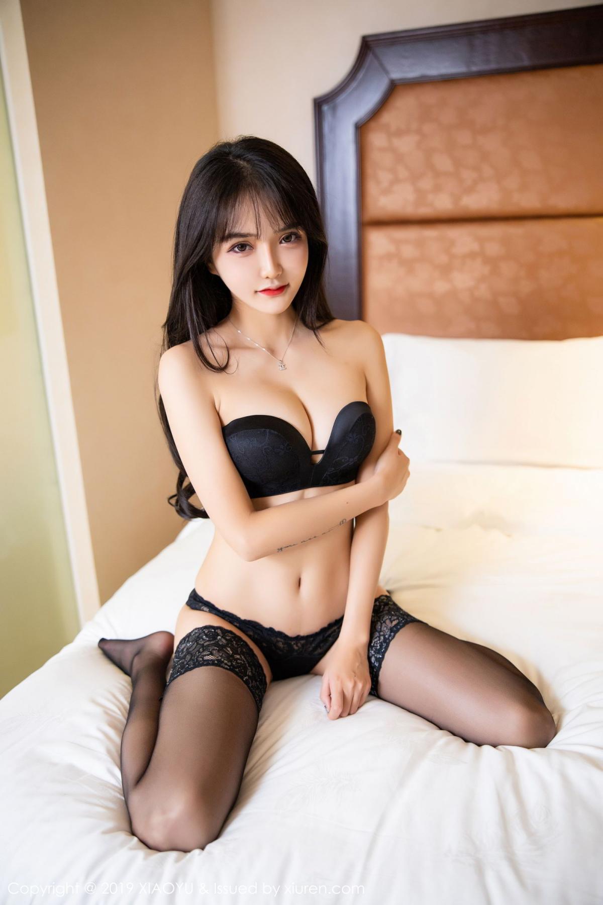 [XiaoYu] Vol.200 Miko Jiang 32P, Miko Jiang, Slim, Tall, Underwear, XiaoYu
