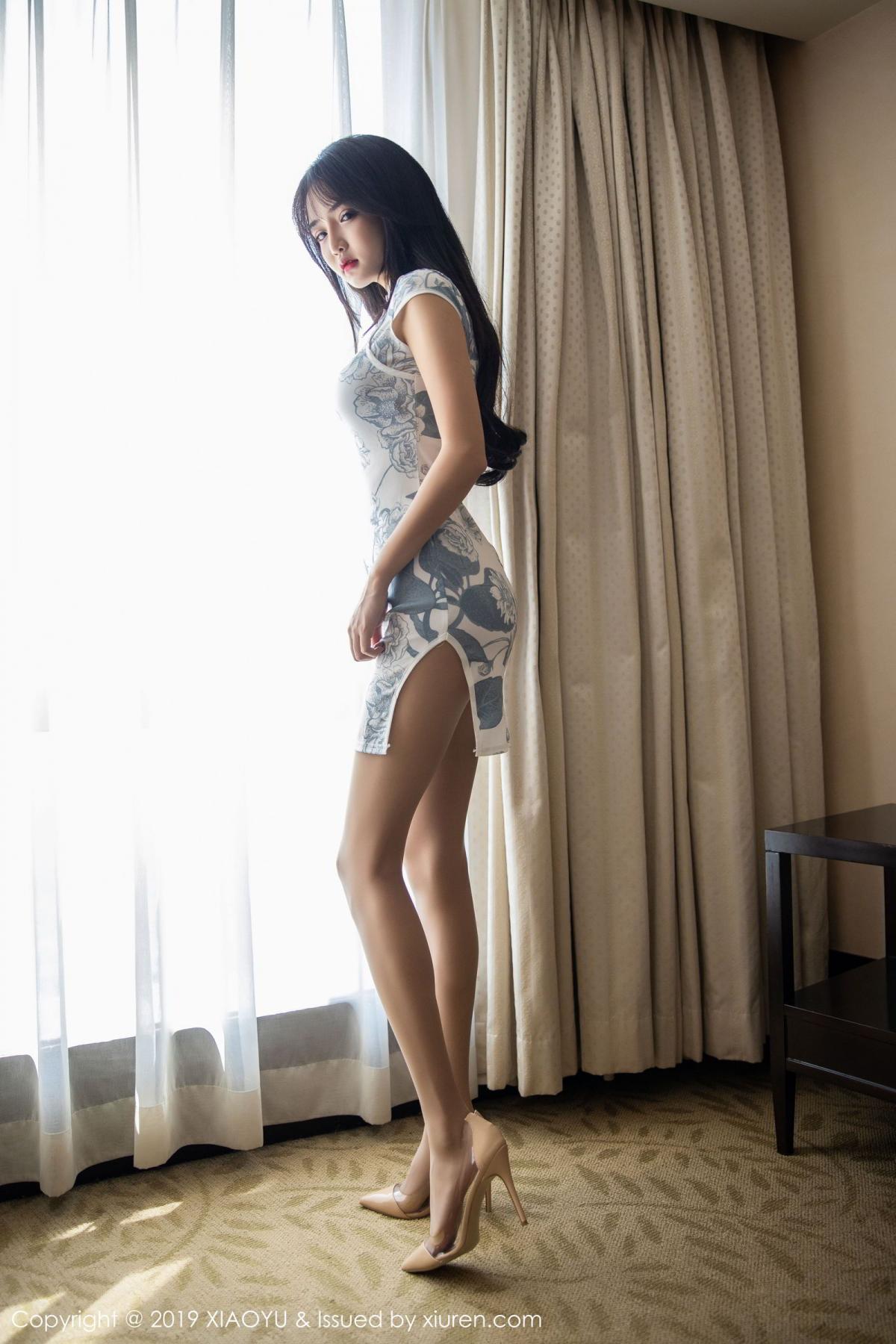 [XiaoYu] Vol.200 Miko Jiang 36P, Miko Jiang, Slim, Tall, Underwear, XiaoYu