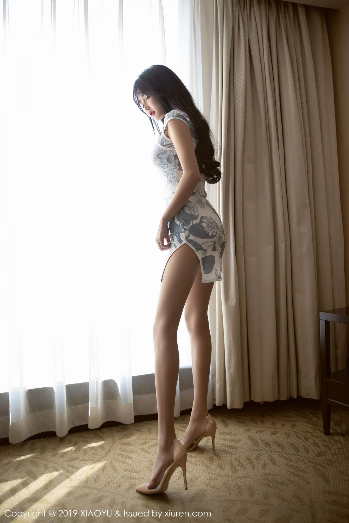 [XiaoYu] Vol.200 Miko Jiang 37P, Miko Jiang, Slim, Tall, Underwear, XiaoYu