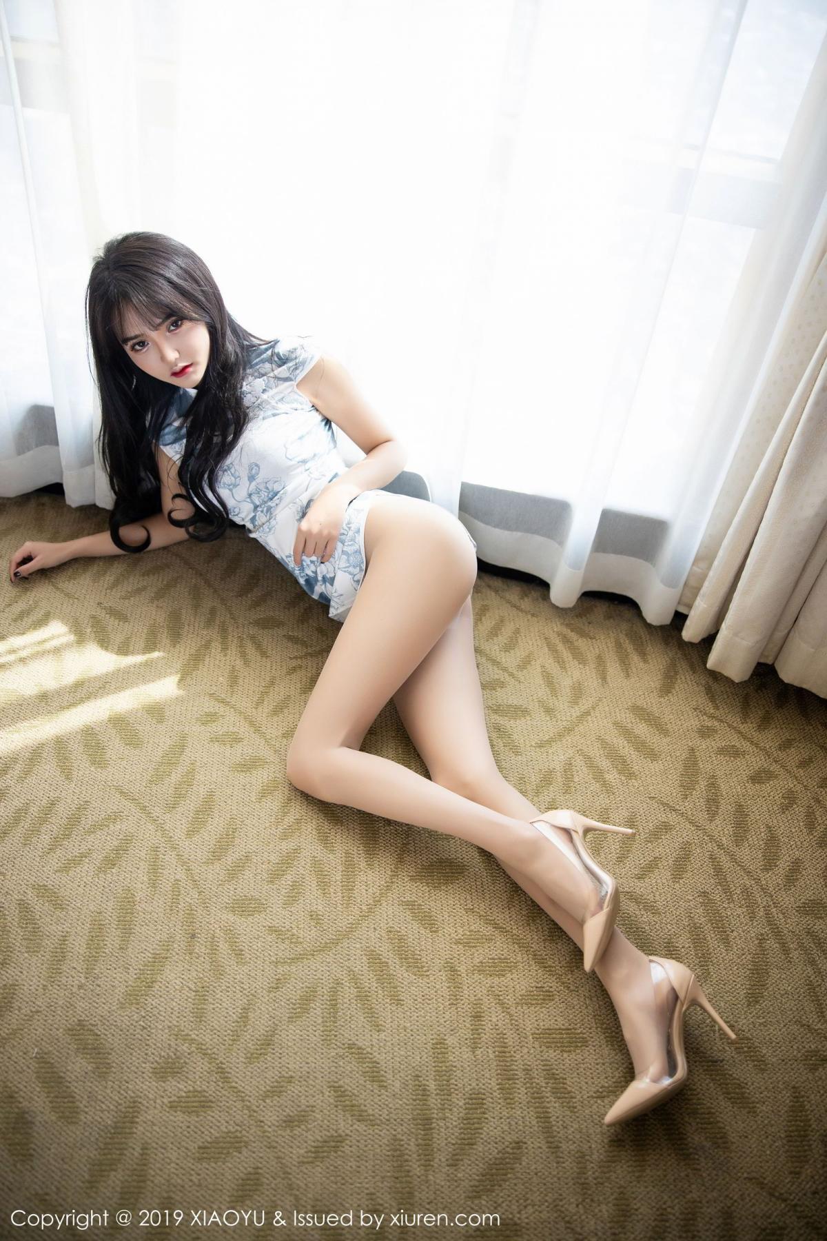 [XiaoYu] Vol.200 Miko Jiang 51P, Miko Jiang, Slim, Tall, Underwear, XiaoYu