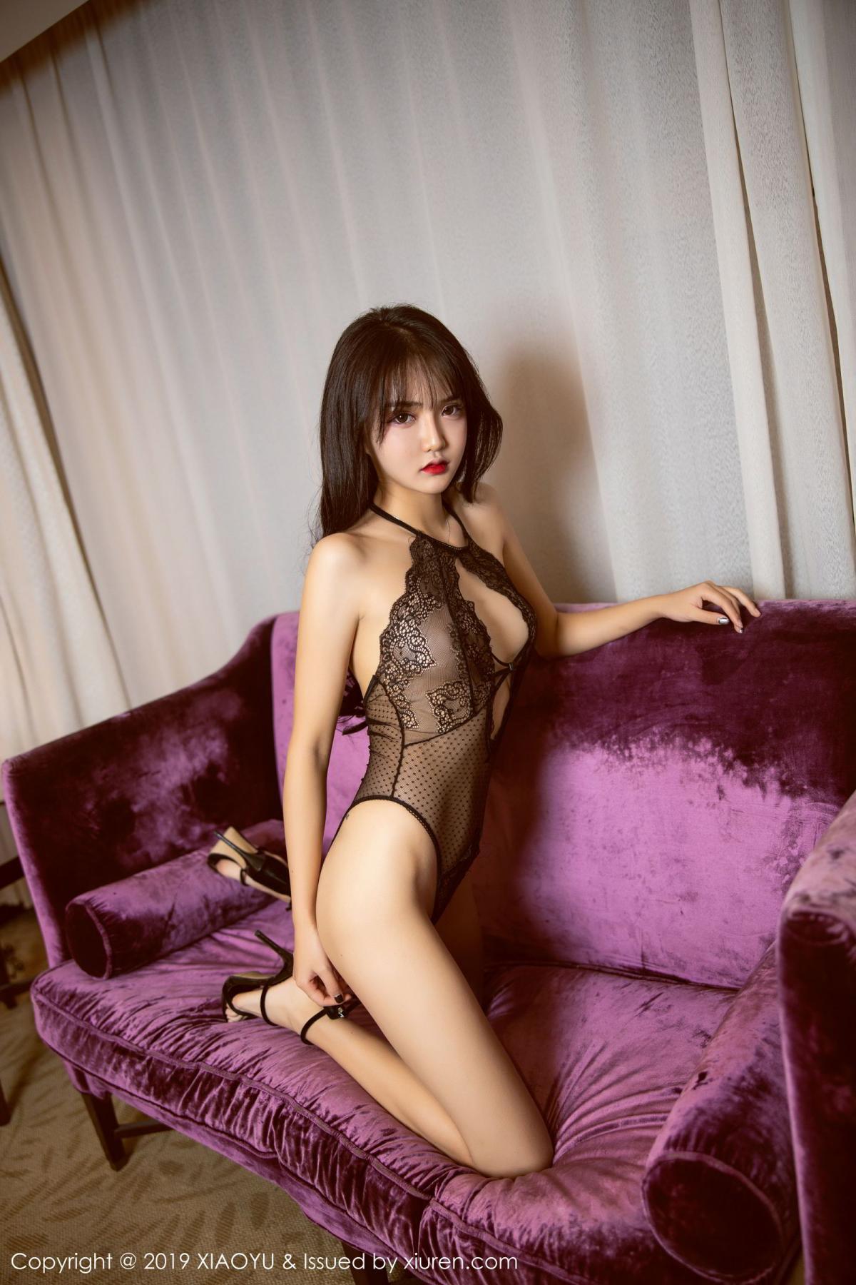 [XiaoYu] Vol.200 Miko Jiang 5P, Miko Jiang, Slim, Tall, Underwear, XiaoYu