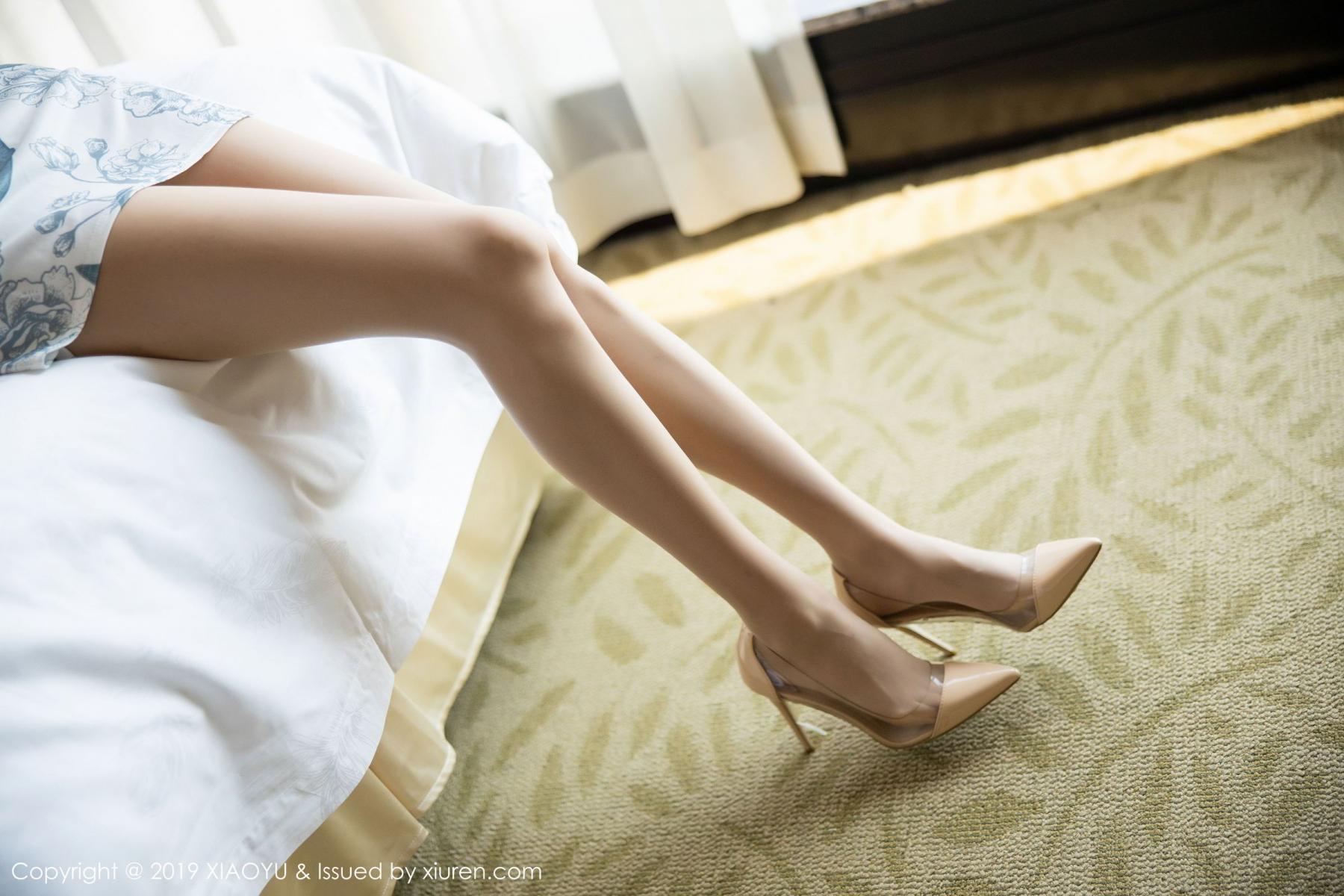 [XiaoYu] Vol.200 Miko Jiang 64P, Miko Jiang, Slim, Tall, Underwear, XiaoYu