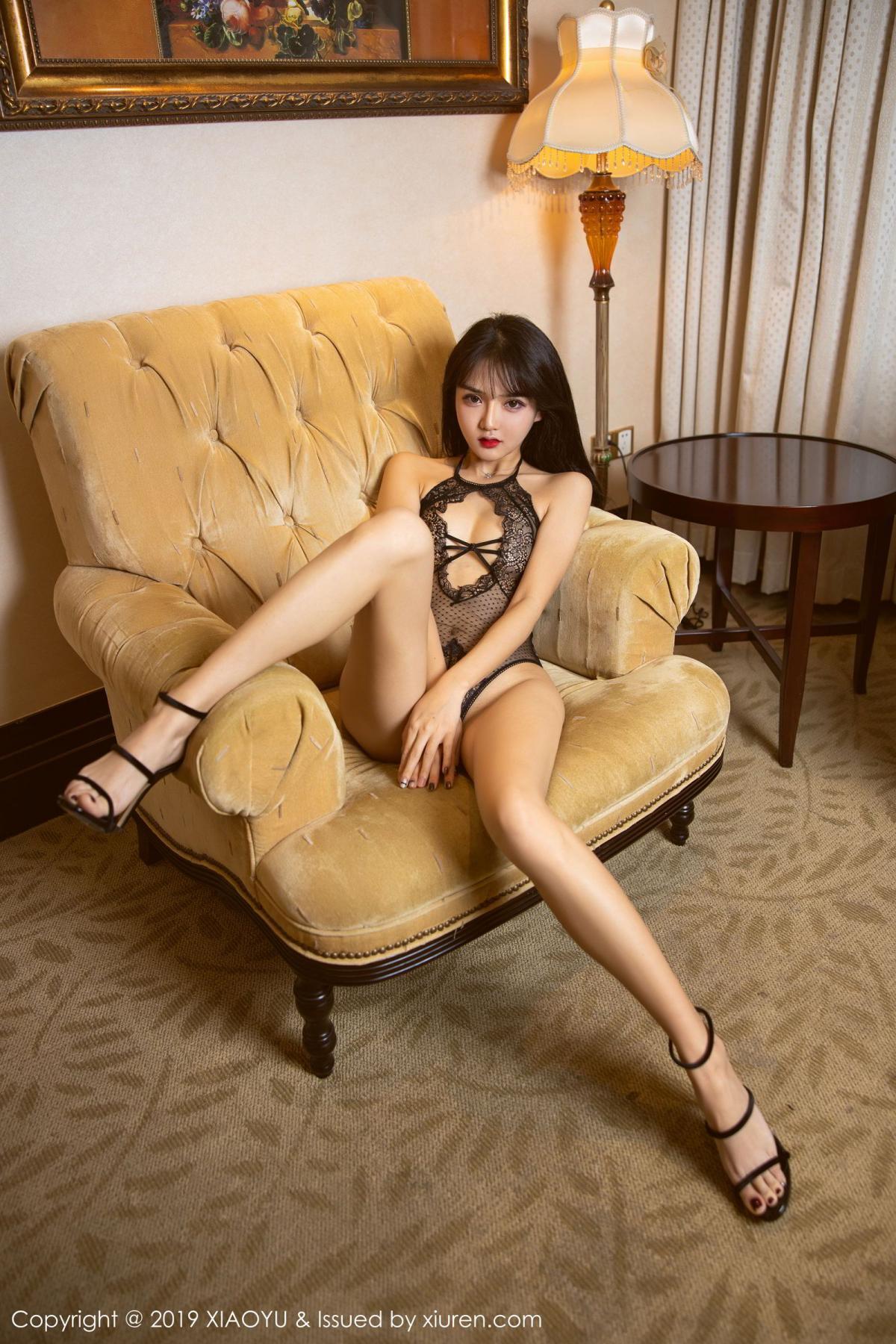 [XiaoYu] Vol.200 Miko Jiang 6P, Miko Jiang, Slim, Tall, Underwear, XiaoYu