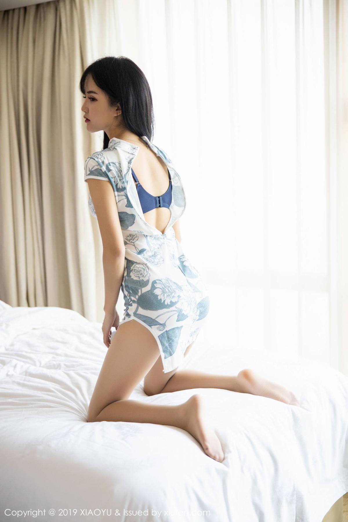 [XiaoYu] Vol.200 Miko Jiang 79P, Miko Jiang, Slim, Tall, Underwear, XiaoYu