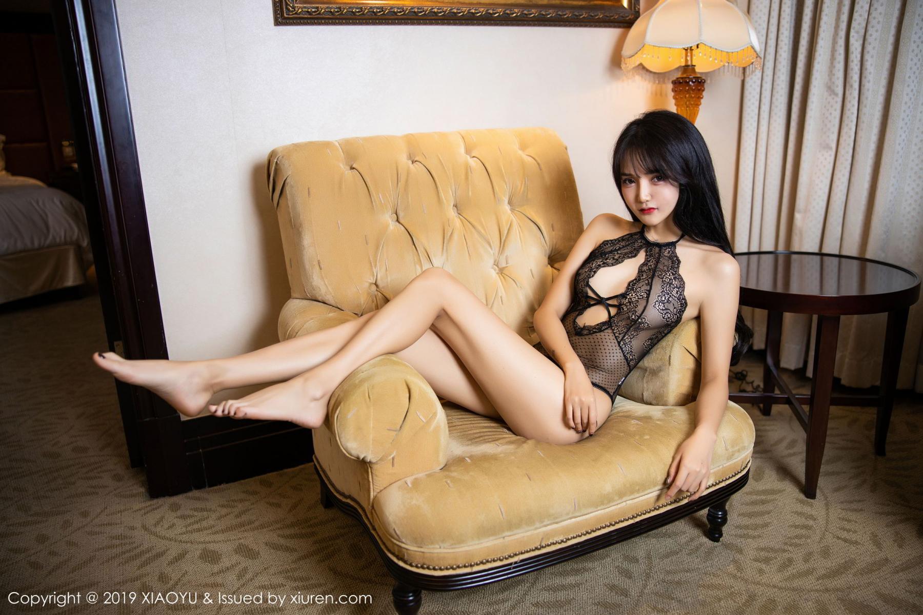 [XiaoYu] Vol.200 Miko Jiang 7P, Miko Jiang, Slim, Tall, Underwear, XiaoYu