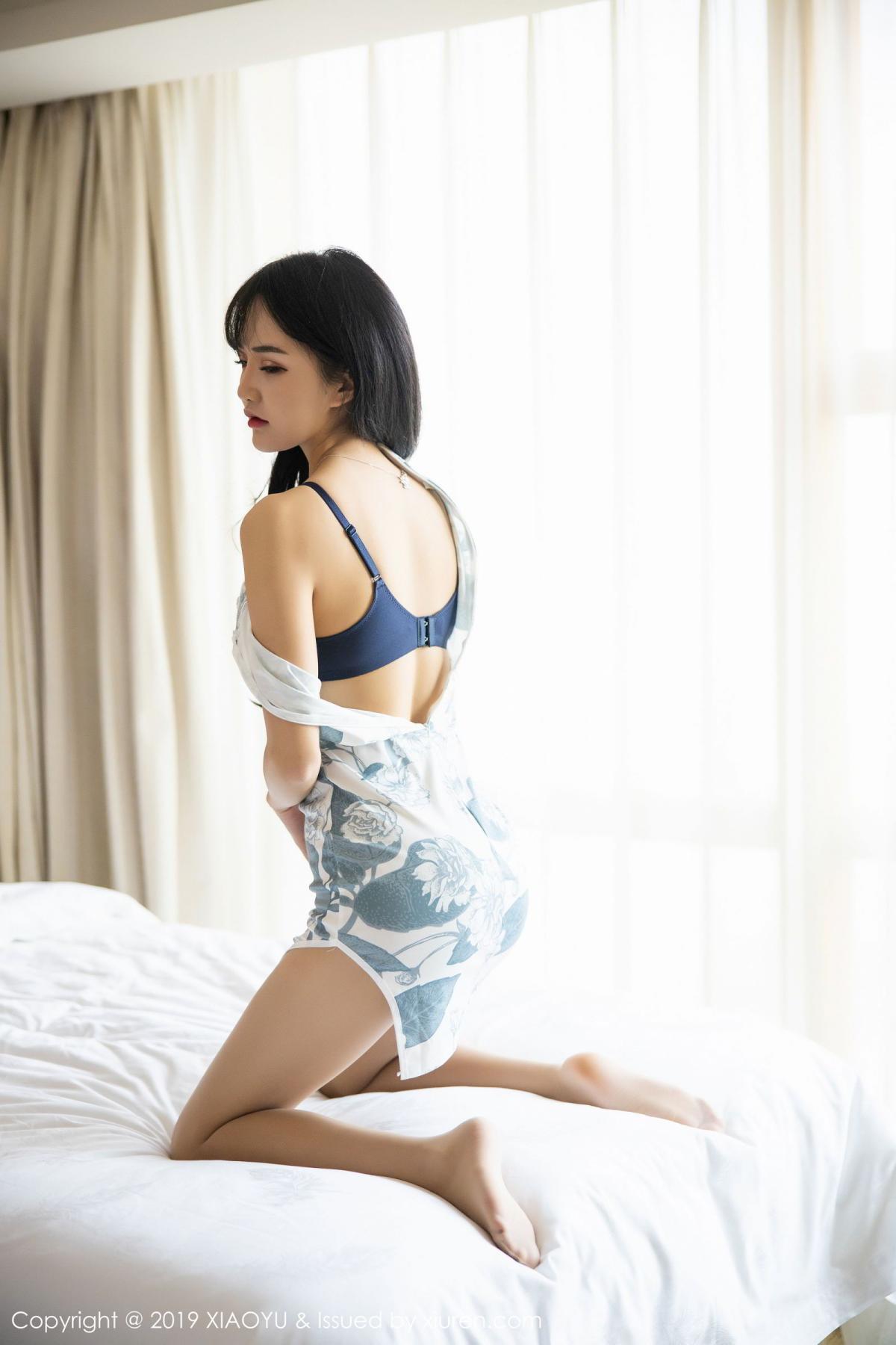 [XiaoYu] Vol.200 Miko Jiang 80P, Miko Jiang, Slim, Tall, Underwear, XiaoYu