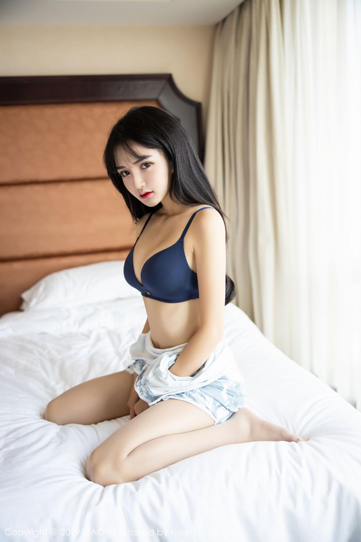 [XiaoYu] Vol.200 Miko Jiang 84P, Miko Jiang, Slim, Tall, Underwear, XiaoYu