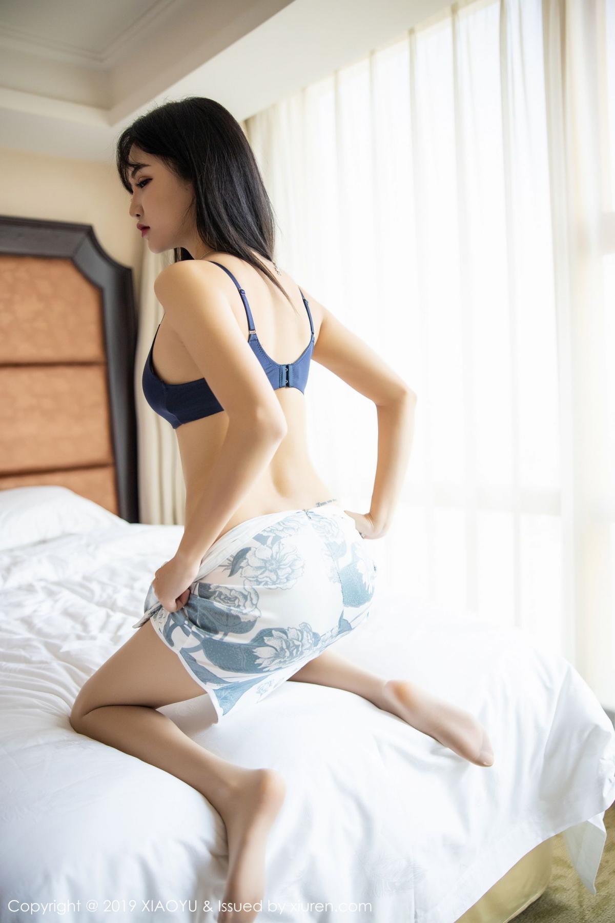 [XiaoYu] Vol.200 Miko Jiang 85P, Miko Jiang, Slim, Tall, Underwear, XiaoYu