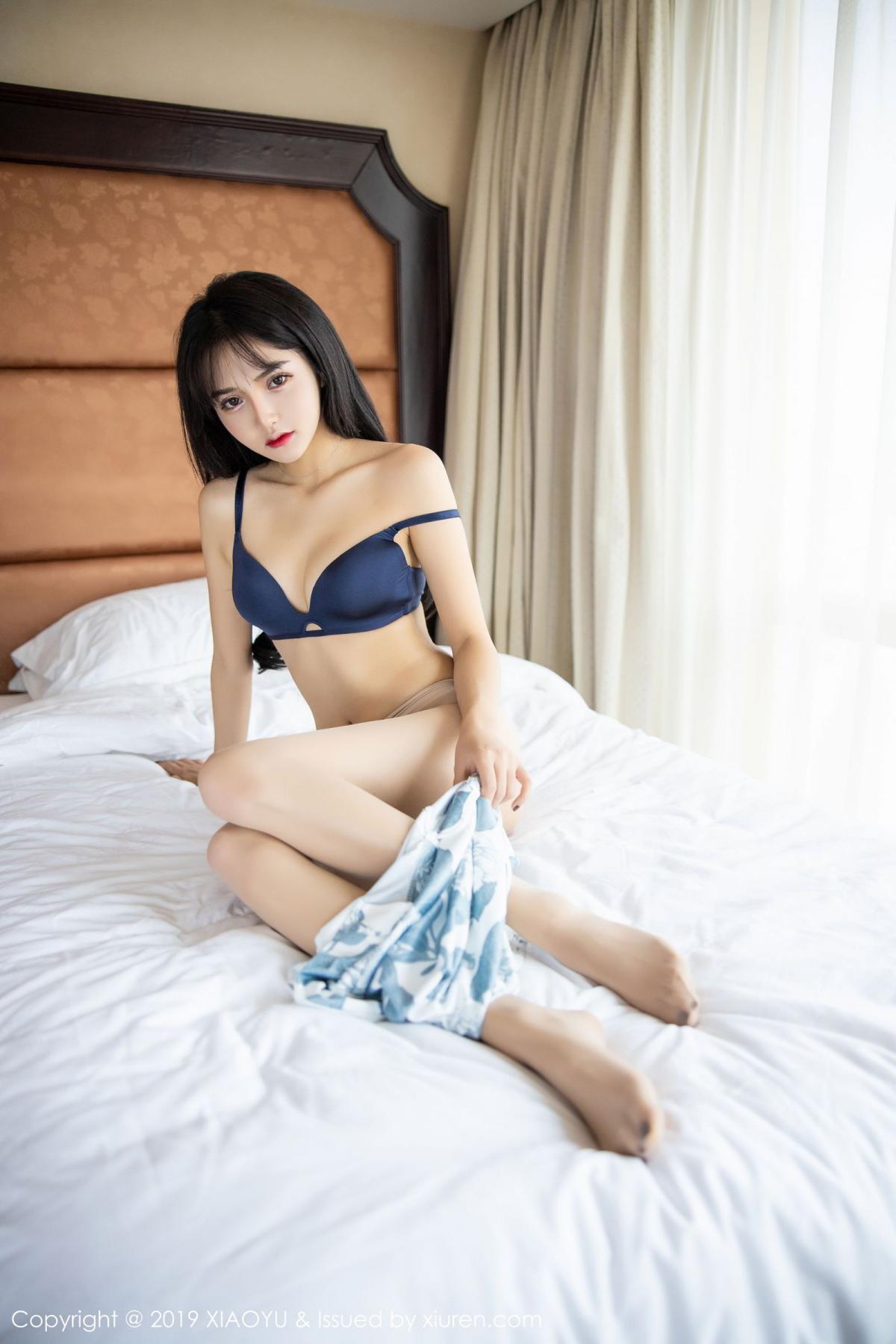 [XiaoYu] Vol.200 Miko Jiang 91P, Miko Jiang, Slim, Tall, Underwear, XiaoYu