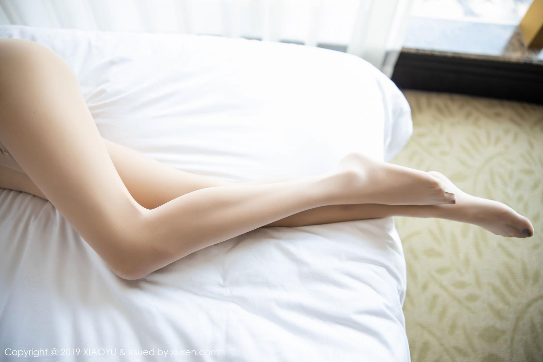 [XiaoYu] Vol.200 Miko Jiang 95P, Miko Jiang, Slim, Tall, Underwear, XiaoYu