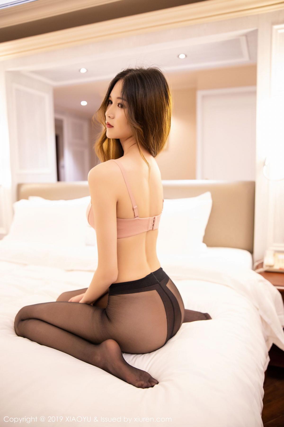 [XiaoYu] Vol.201 Cheng Cheng Cheng 98P, Black Silk, Cheng Cheng Cheng, Uniform, XiaoYu