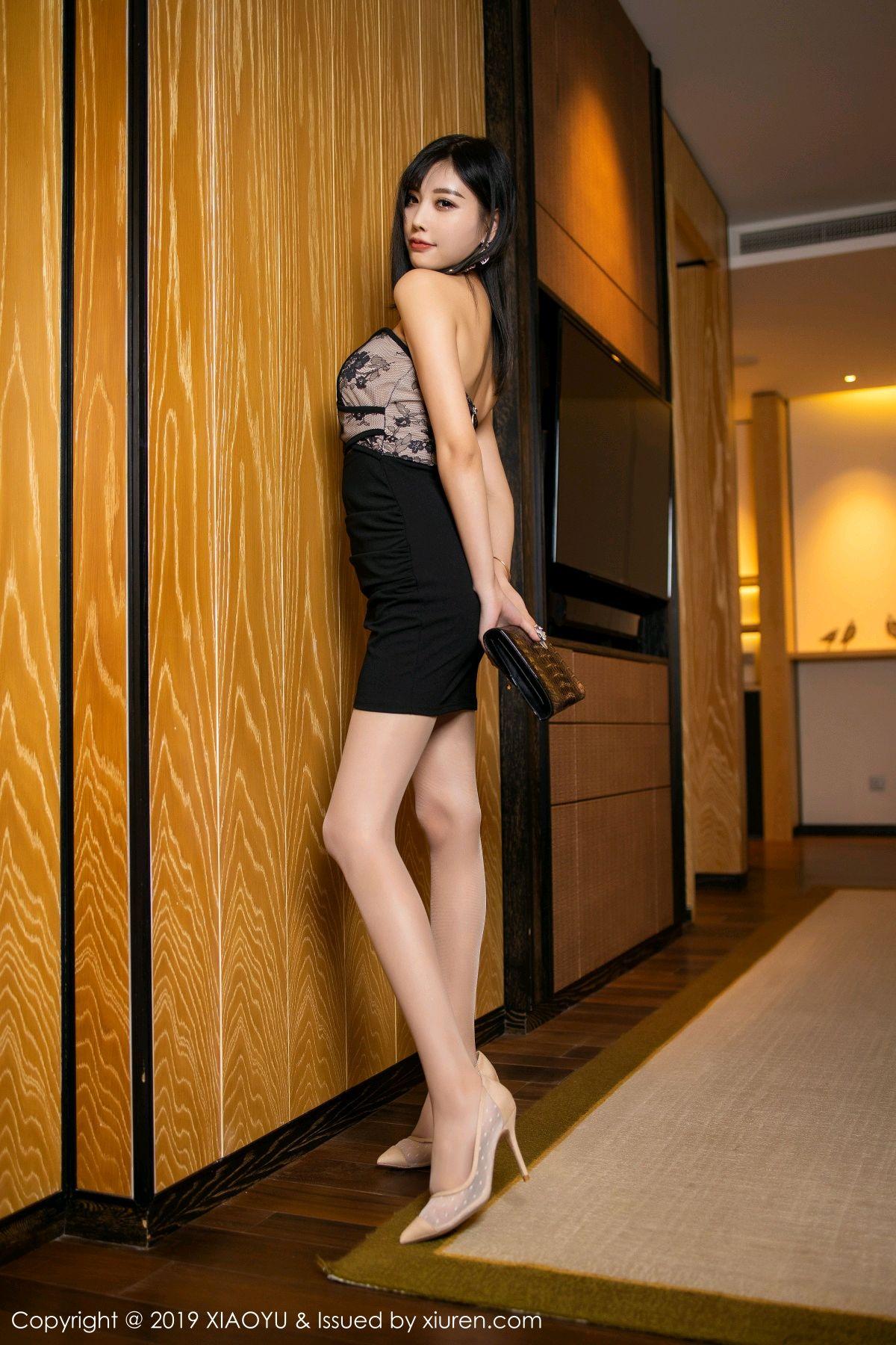 [XiaoYu] Vol.209 Yang Chen Chen 4P, Underwear, XiaoYu, Yang Chen Chen