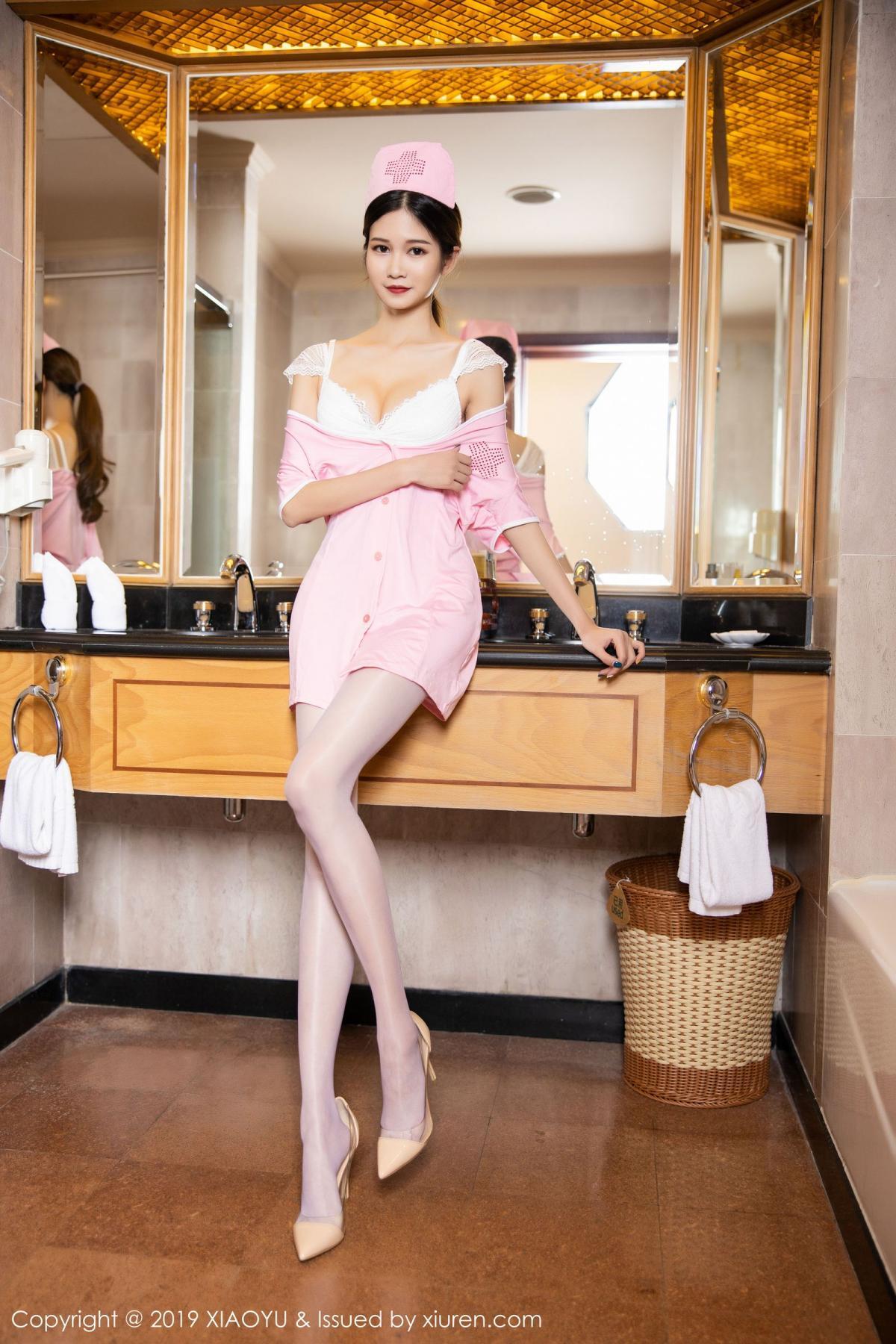 [XiaoYu] Vol.218 Cheng Cheng Cheng 10P, Cheng Cheng Cheng, Nurse, Tall, XiaoYu