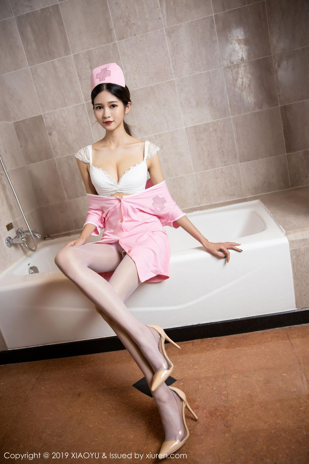 [XiaoYu] Vol.218 Cheng Cheng Cheng 18P, Cheng Cheng Cheng, Nurse, Tall, XiaoYu