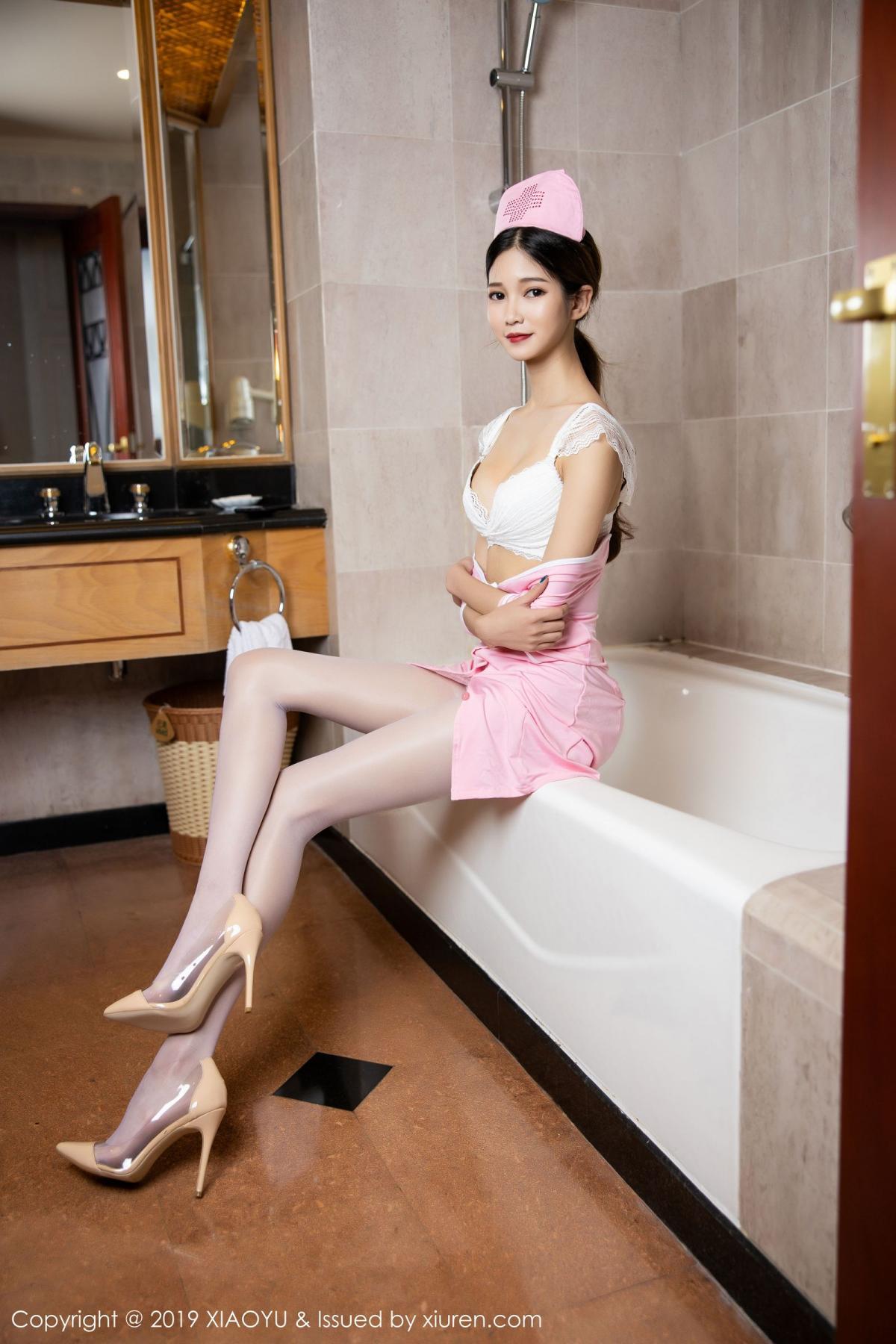 [XiaoYu] Vol.218 Cheng Cheng Cheng 19P, Cheng Cheng Cheng, Nurse, Tall, XiaoYu