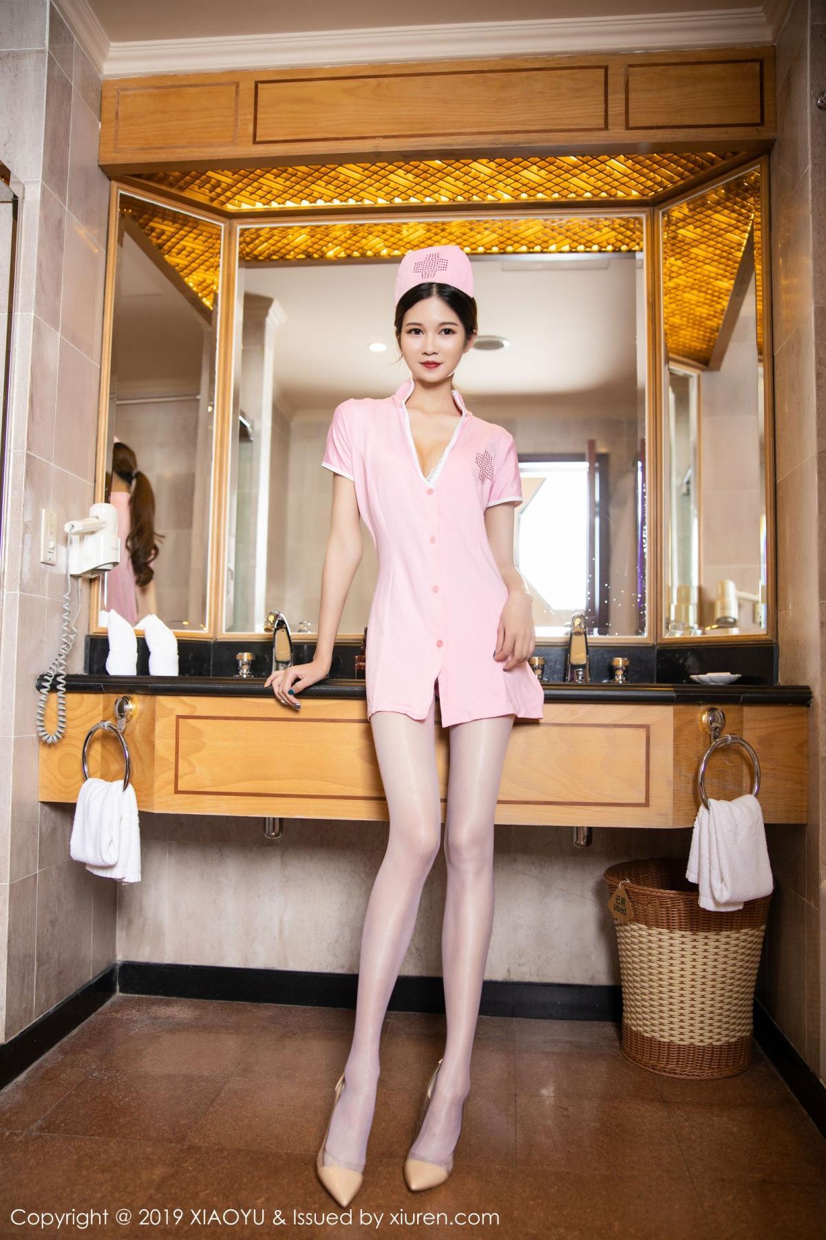 [XiaoYu] Vol.218 Cheng Cheng Cheng 1P, Cheng Cheng Cheng, Nurse, Tall, XiaoYu
