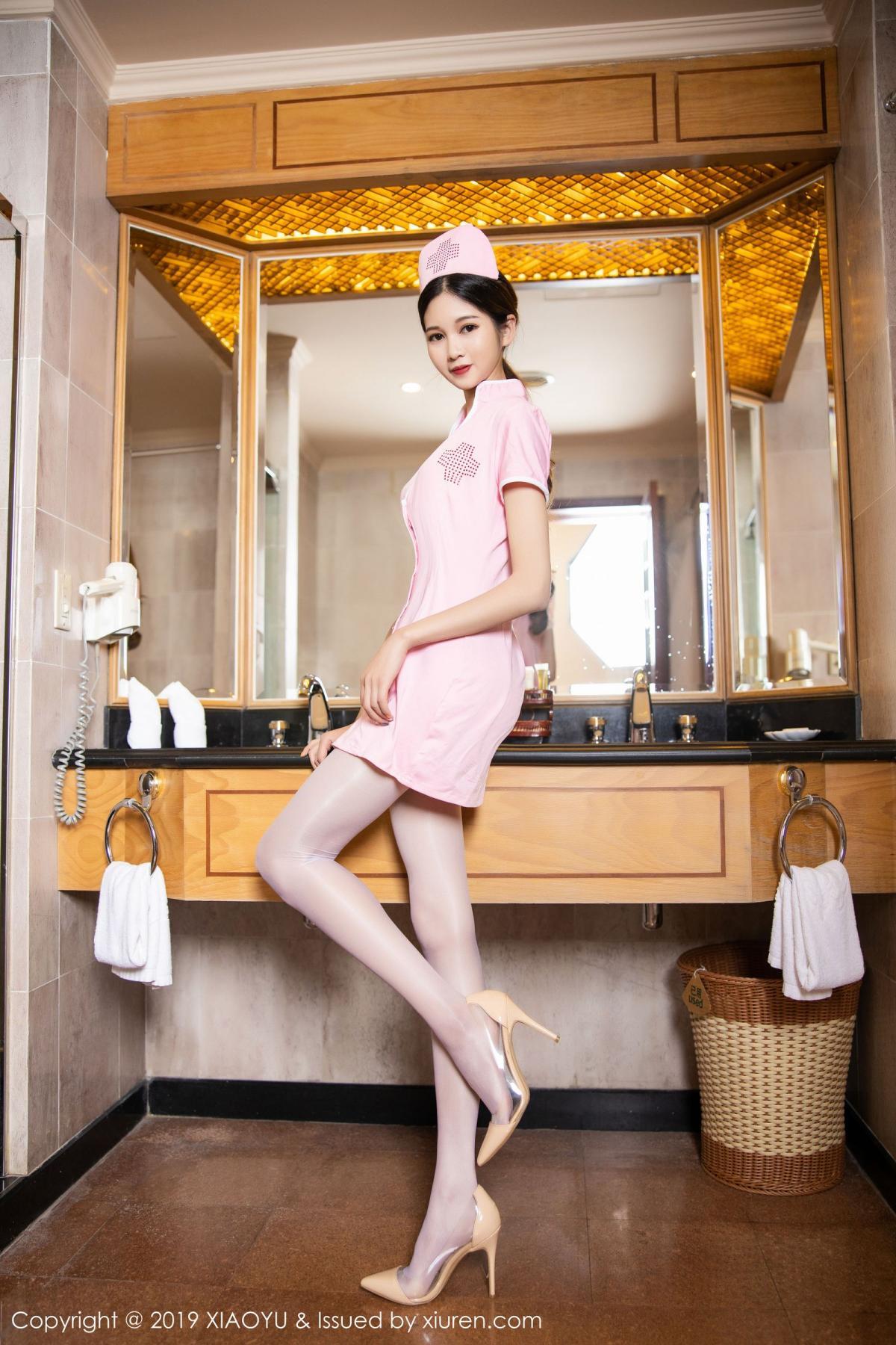 [XiaoYu] Vol.218 Cheng Cheng Cheng 2P, Cheng Cheng Cheng, Nurse, Tall, XiaoYu