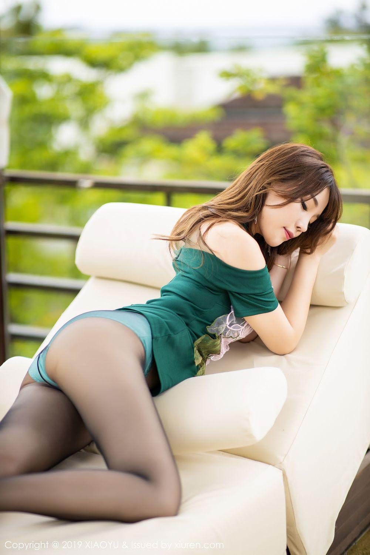 [XiaoYu] Vol.220 Zhi Zhi Booty 25P, Chen Zhi, Cheongsam, Tall, XiaoYu